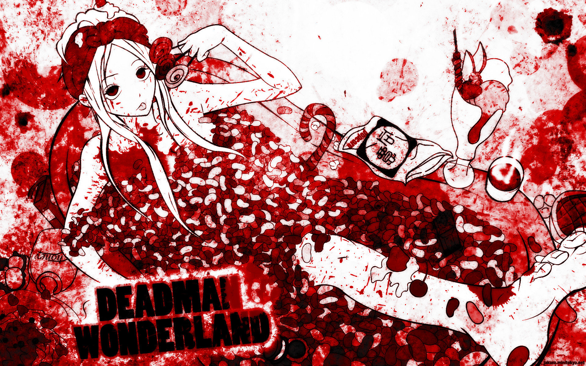Download hd 1920x1200 Deadman Wonderland PC background ID:192104 for free