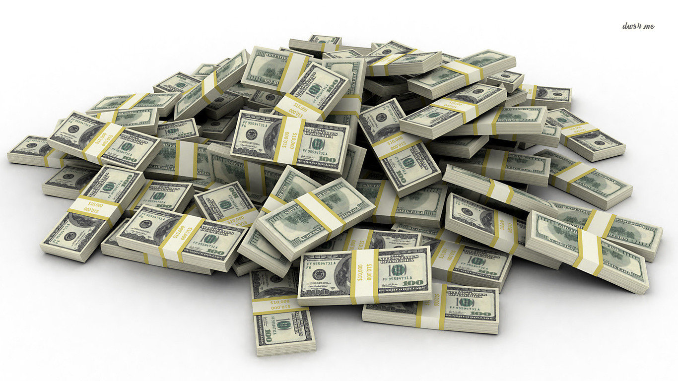 Free Dollar High Quality Wallpaper Id 125622 For Hd 1366x768 Computer