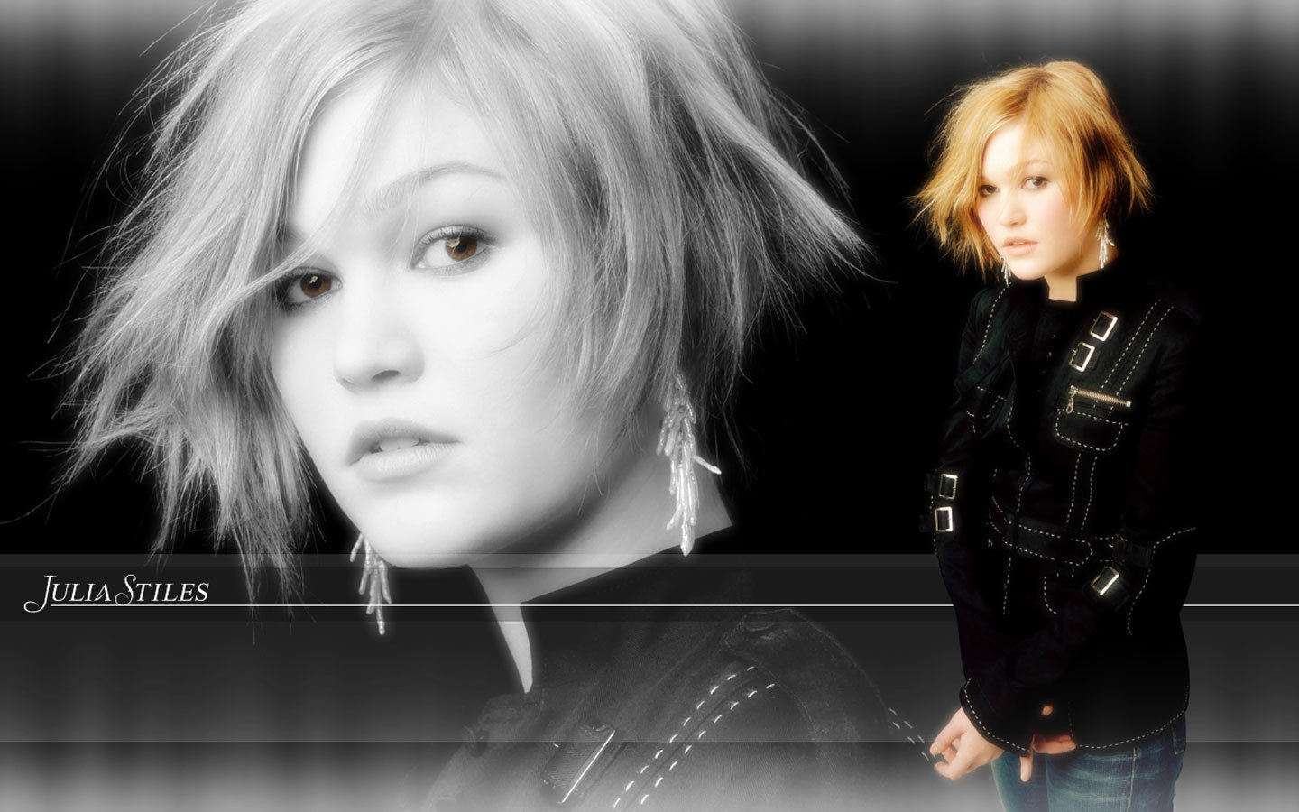Best Julia Stiles background ID:442256 for High Resolution hd 1440x900 PC
