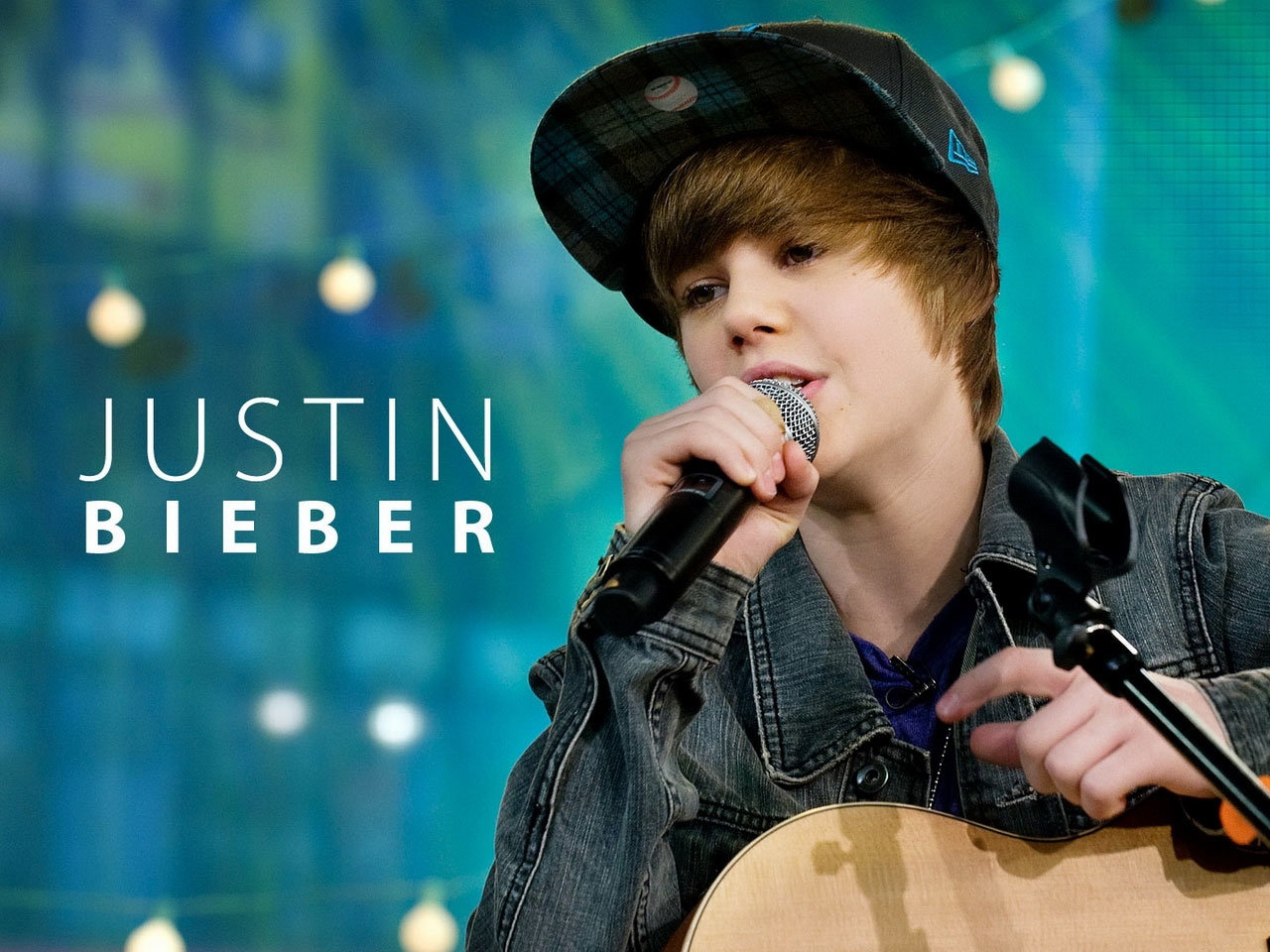 Download hd 1280x960 Justin Bieber desktop background ID:162396 for free