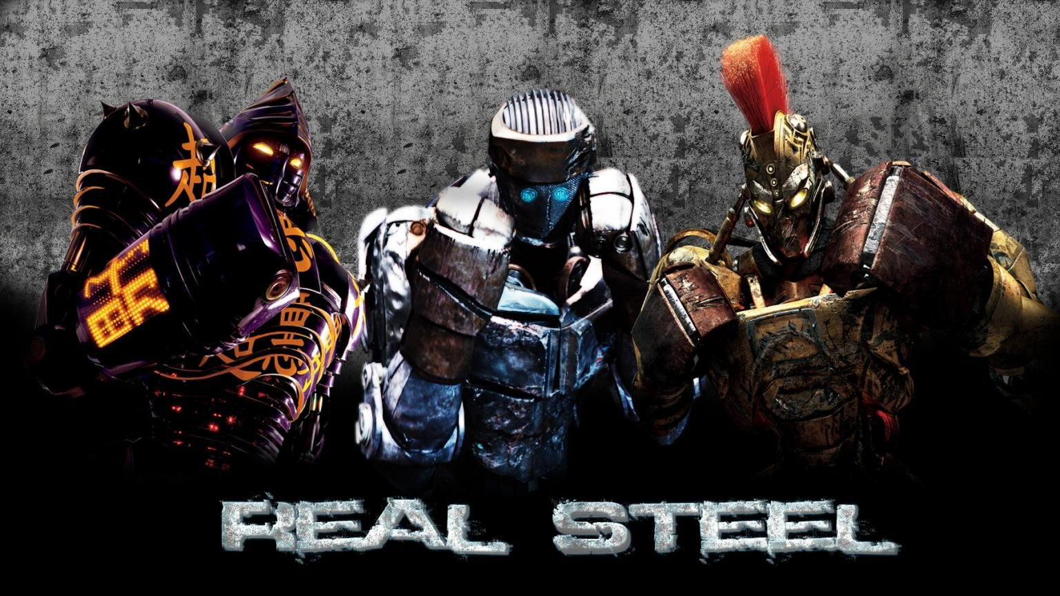 Free download Real Steel wallpaper ID:305666 hd 1536x864 for desktop