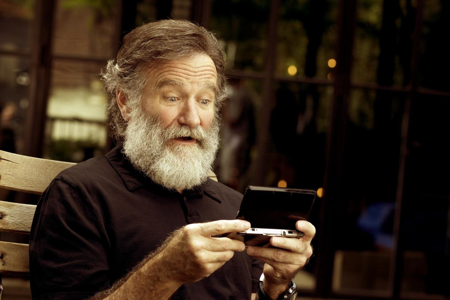 Free Robin Williams high quality background ID:72959 for hd 1440x960 desktop
