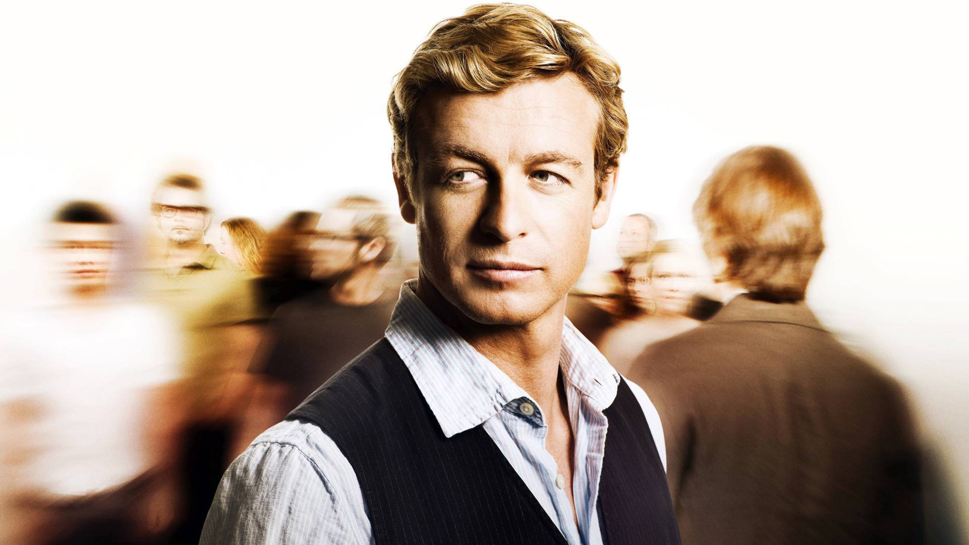 Download full hd 1080p Simon Baker computer background ID:131825 for free