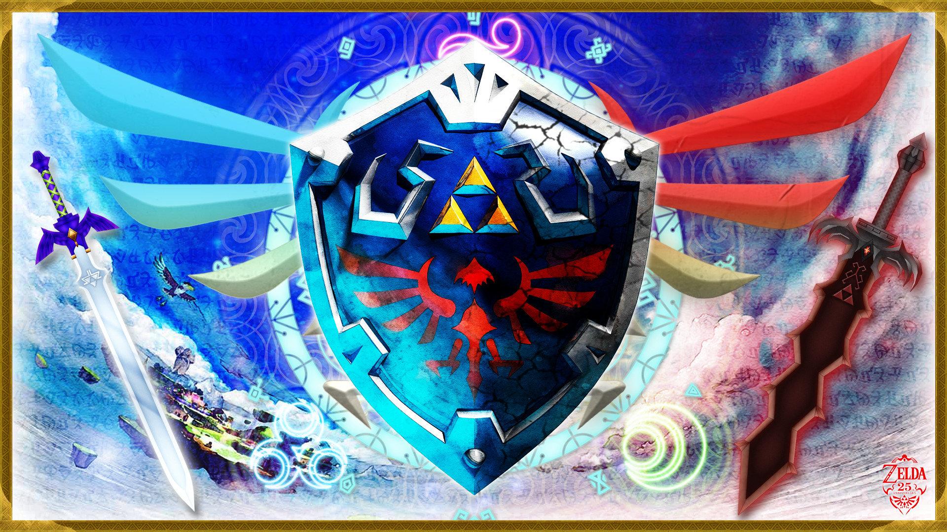 High Resolution The Legend Of Zelda Skyward Sword Full Hd