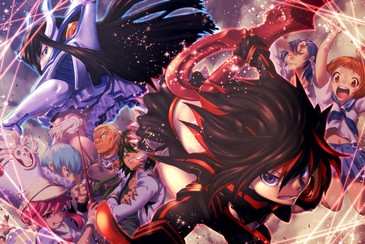 Best Kill La Kill background ID:118843 for High Resolution hd 1280x854 desktop