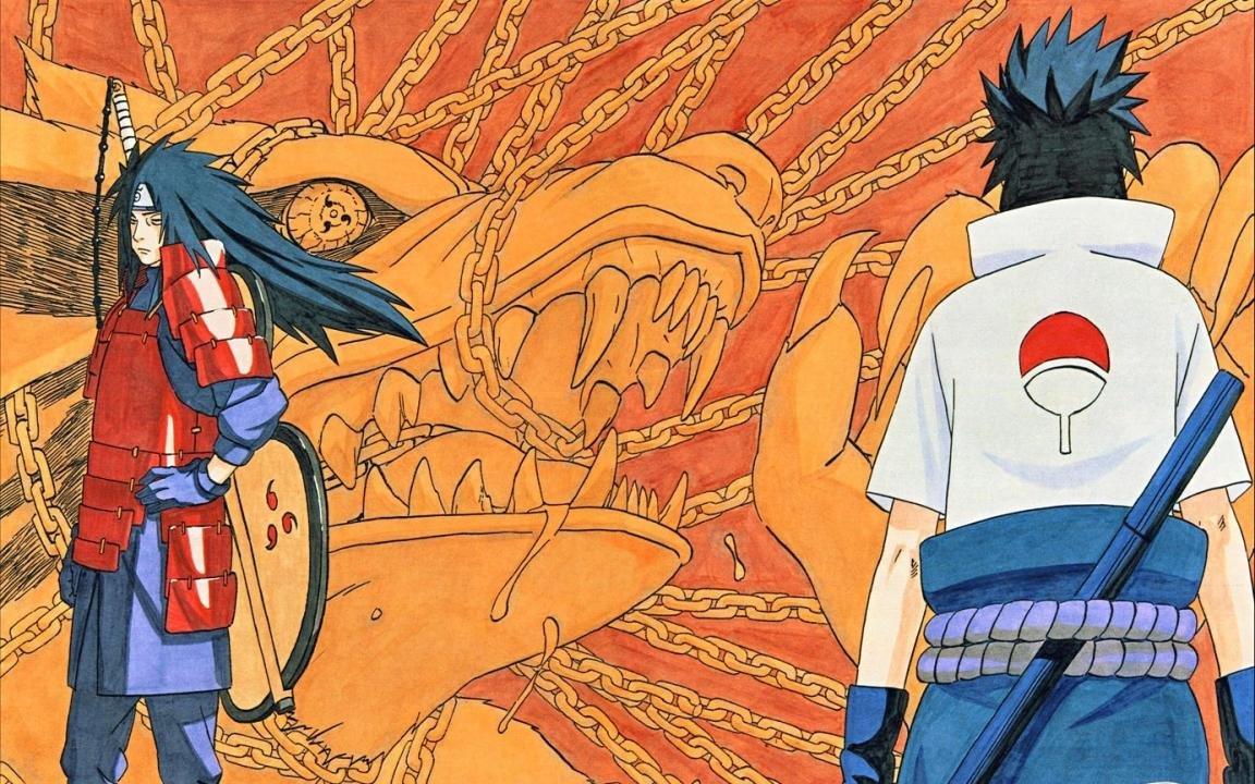 Madara Uchiha Wallpapers Hd For Desktop Backgrounds