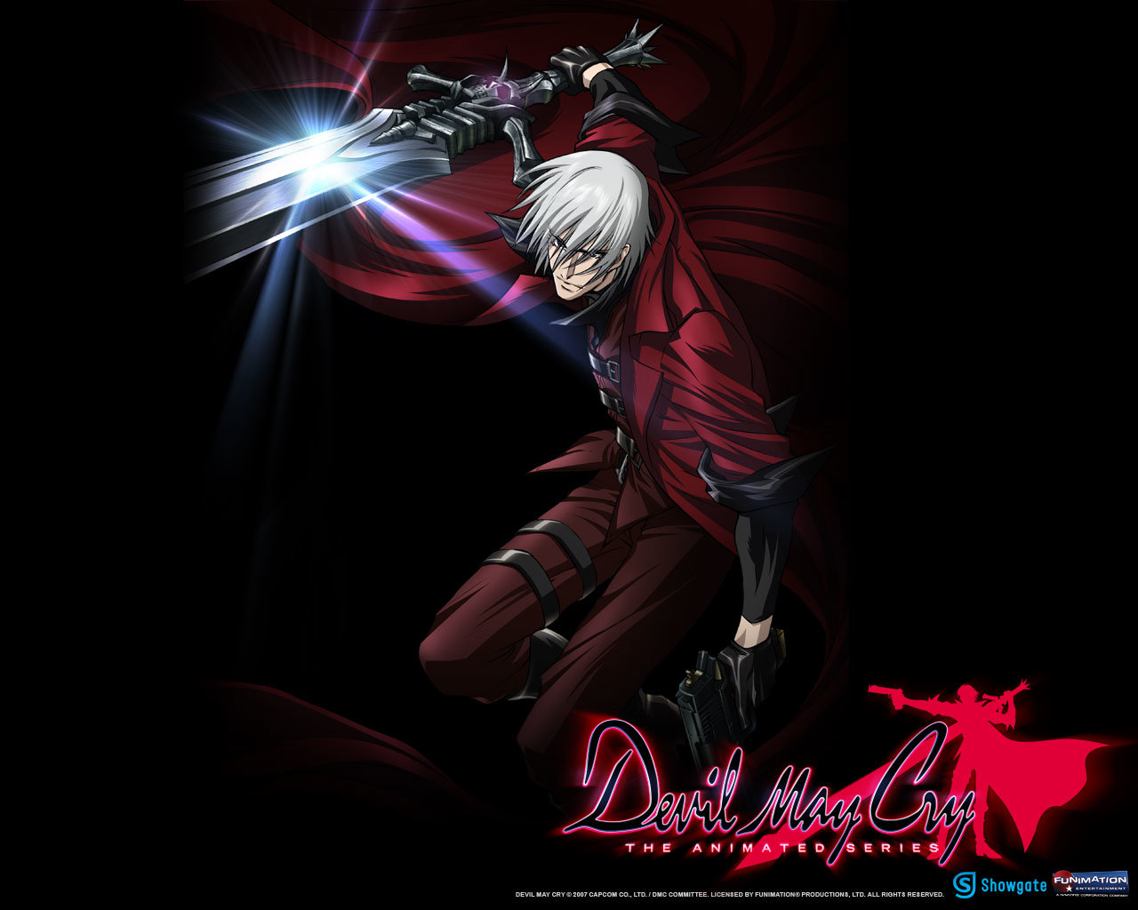High resolution Devil May Cry Anime hd 1280x1024 background ID:315067 for desktop