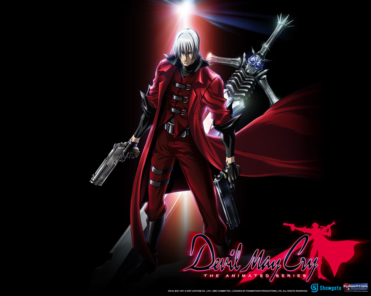Best Devil May Cry Anime background ID:315068 for High Resolution hd 1280x1024 desktop