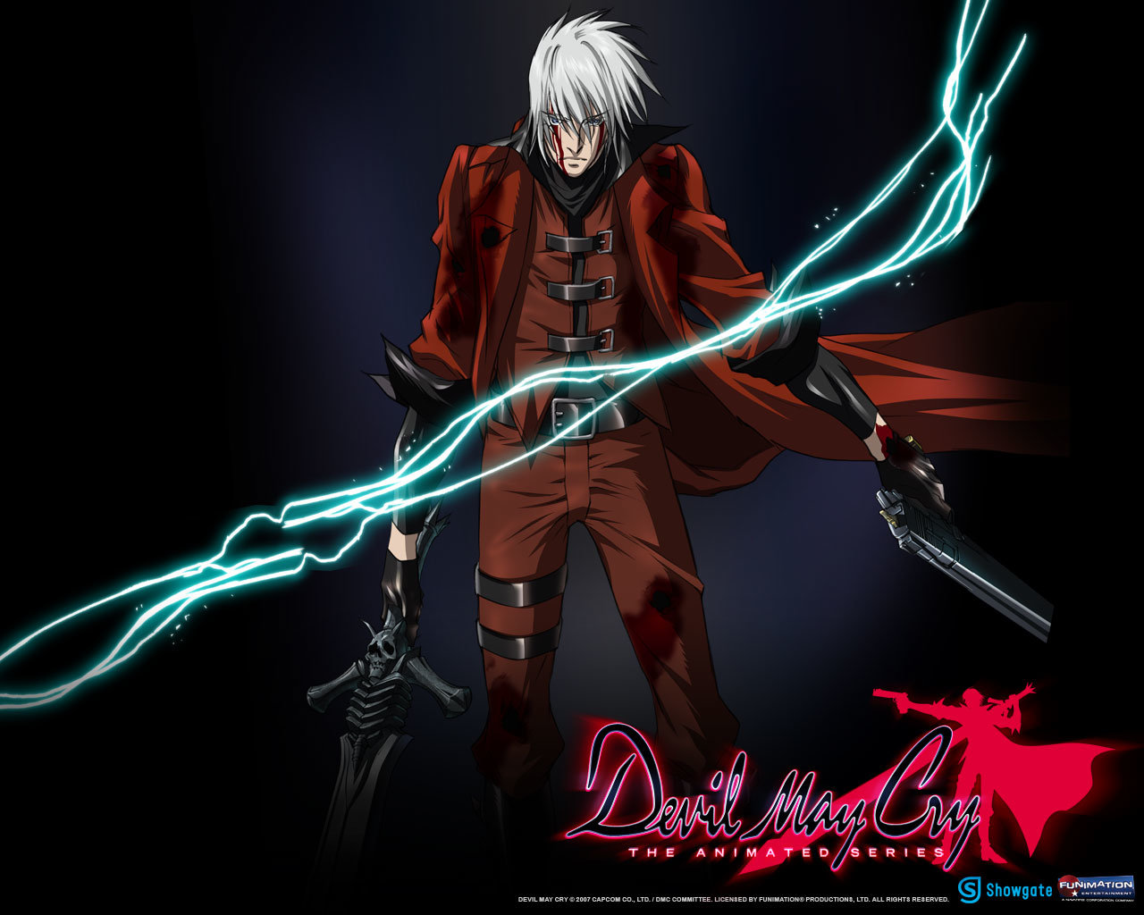 Download hd 1280x1024 Devil May Cry Anime desktop background ID:315070 for free