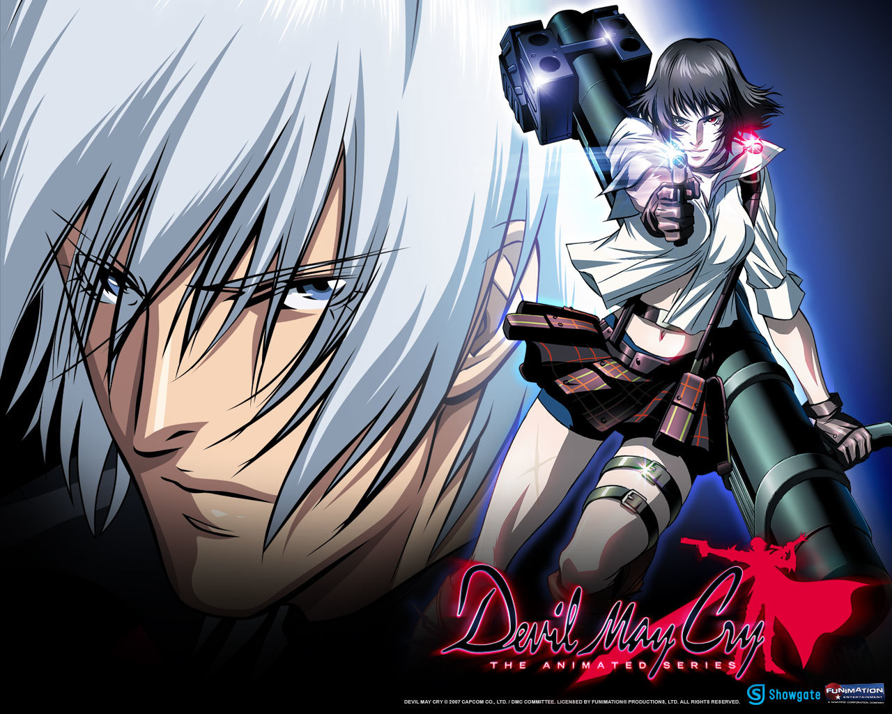 Download hd 1280x1024 Devil May Cry Anime PC background ID:315075 for free