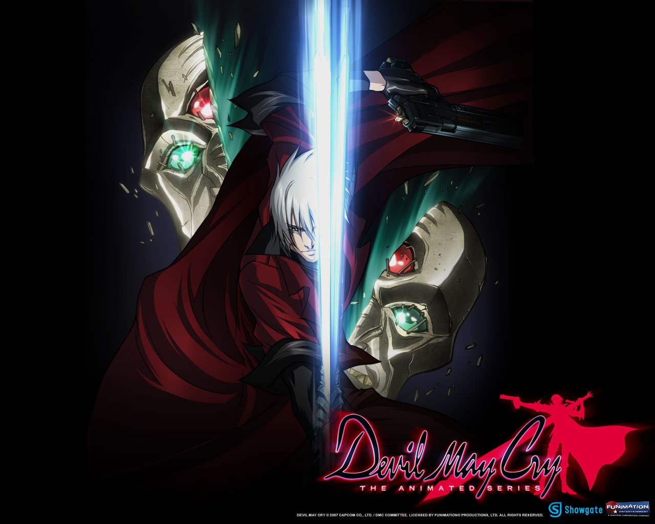Free Download Devil May Cry Anime Wallpaper Id 315074 Hd 1280x1024