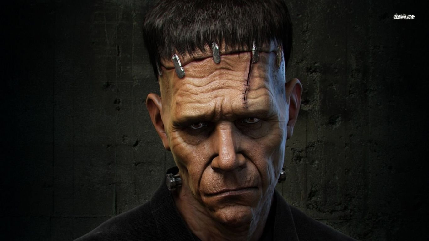 Free download Frankenstein wallpaper ID:278513 1366x768 laptop for computer