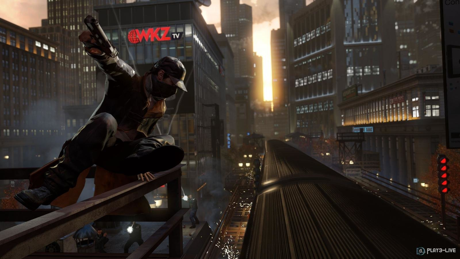 Free Watch Dogs high quality wallpaper ID:117333 for hd 1600x900 computer