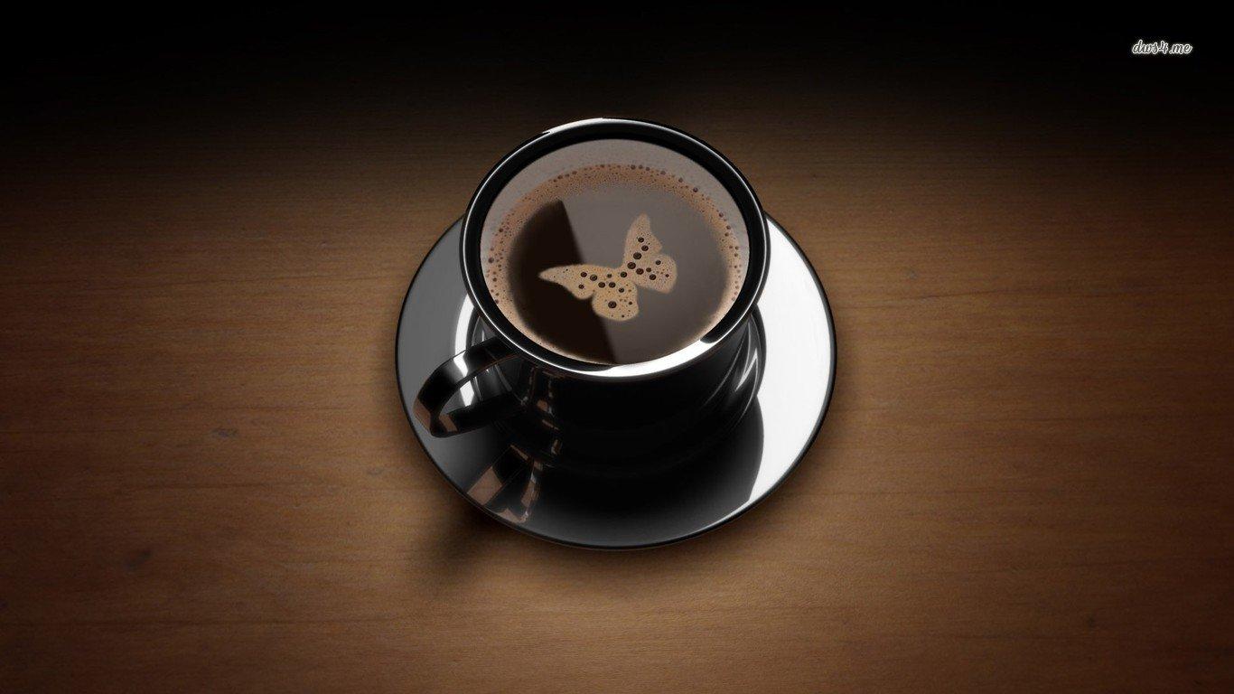 Coffee Wallpapers 1366x768 Laptop Desktop Backgrounds