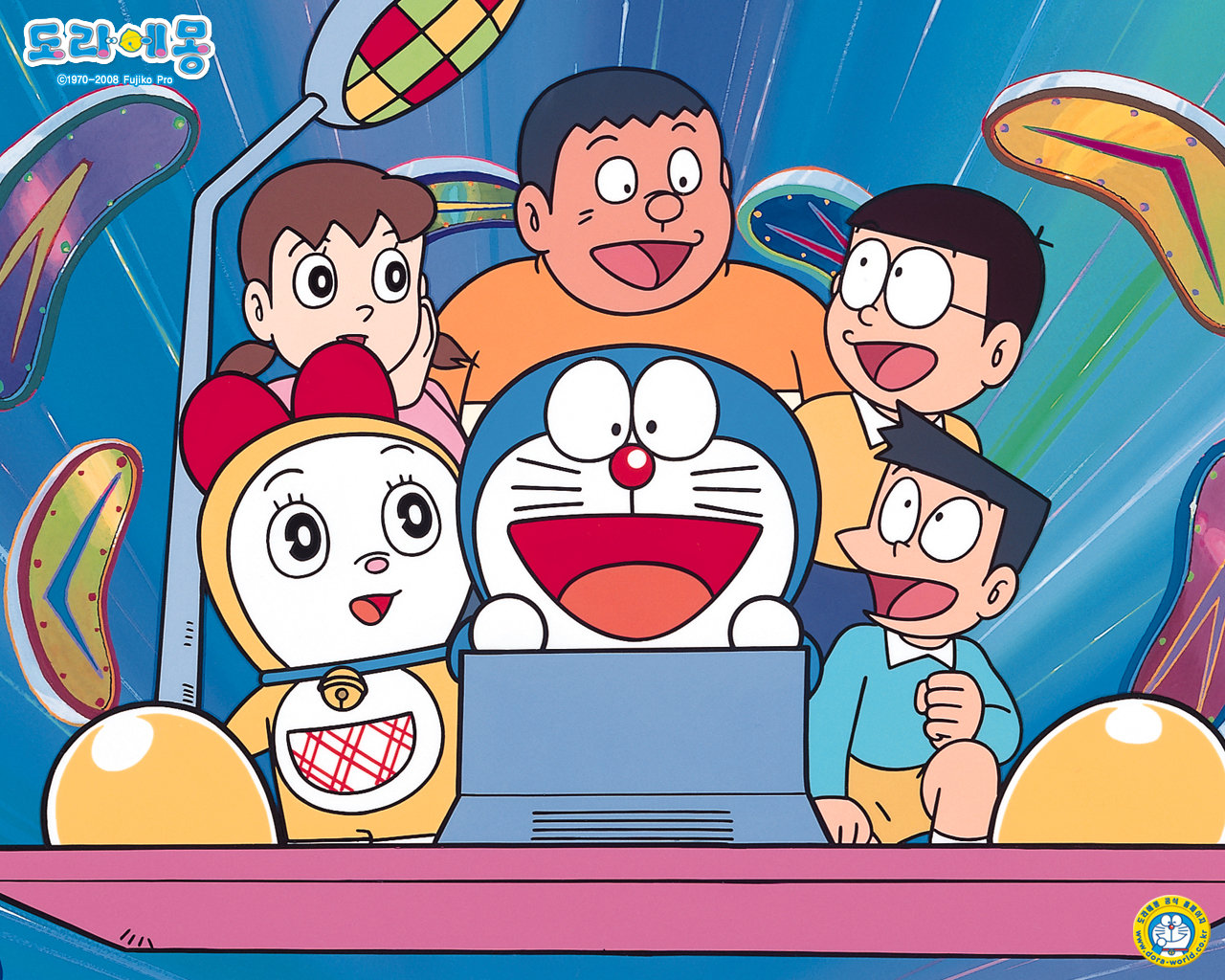 Free Doraemon high quality background ID:271432 for hd 1280x1024 computer