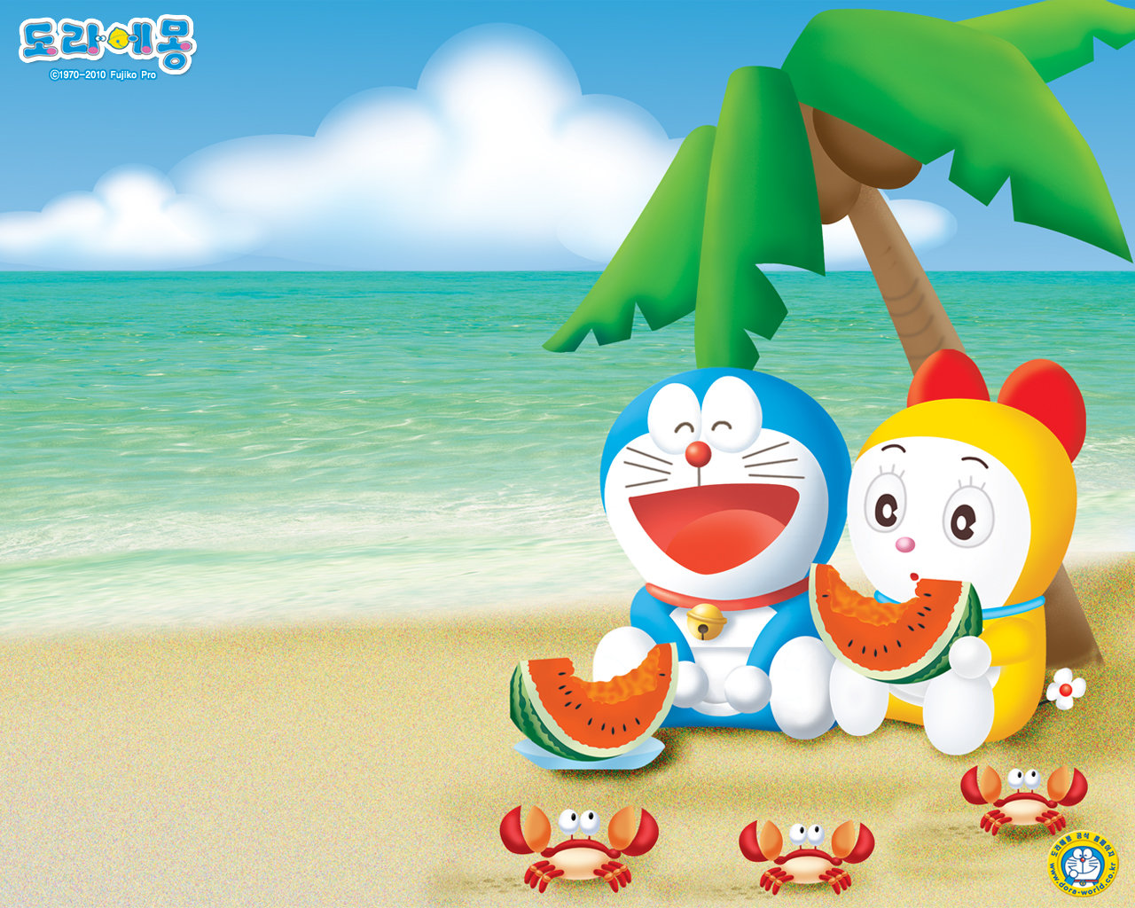 Best Doraemon background ID:271442 for High Resolution hd 1280x1024 PC
