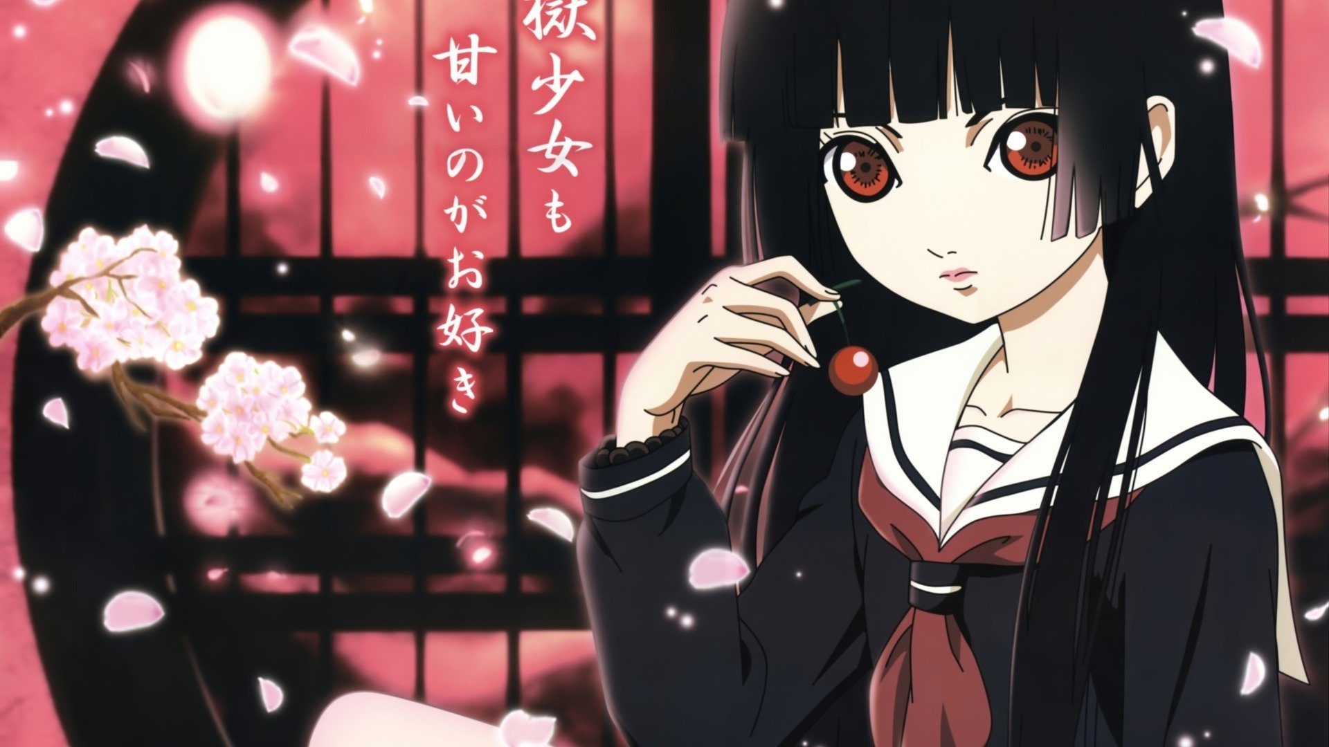 Free Jigoku Shojo high quality background ID:353657 for hd 1920x1080 PC
