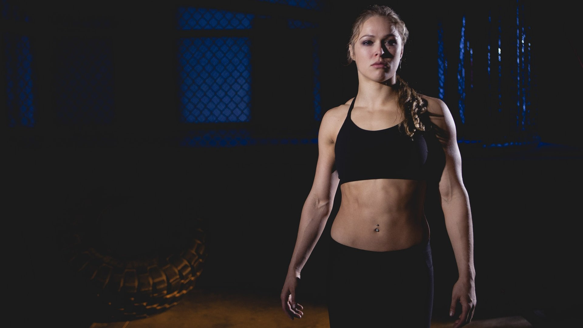Download full hd 1080p Ronda Rousey computer background ID:243683 for free