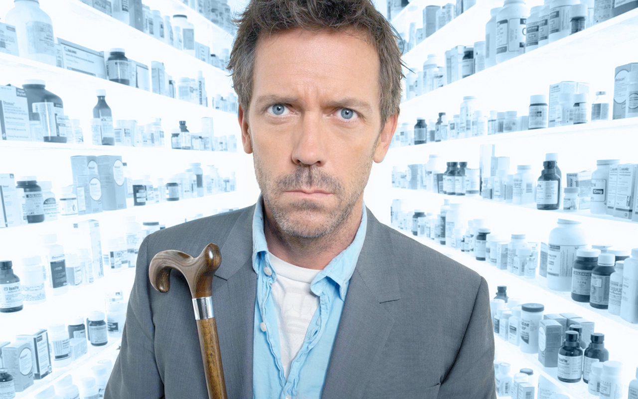Best Dr. House wallpaper ID:156741 for High Resolution hd 1280x800 PC