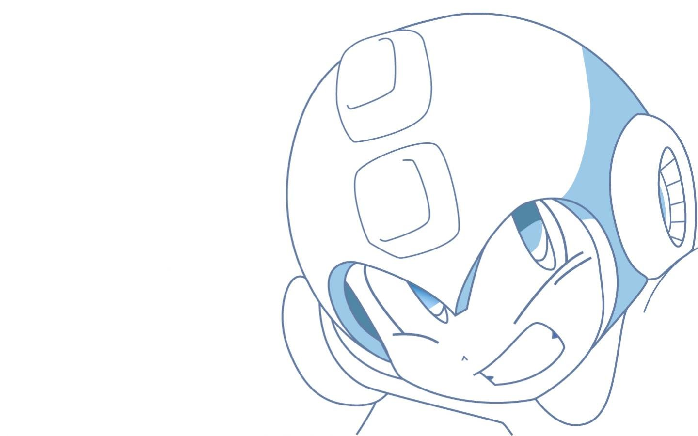 High resolution Mega Man hd 1440x900 background ID:29031 for computer