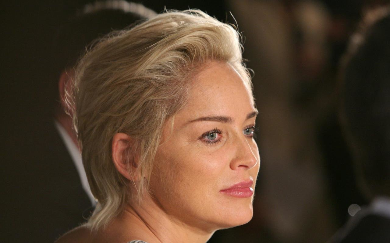 High resolution Sharon Stone hd 1280x800 background ID:54692 for computer
