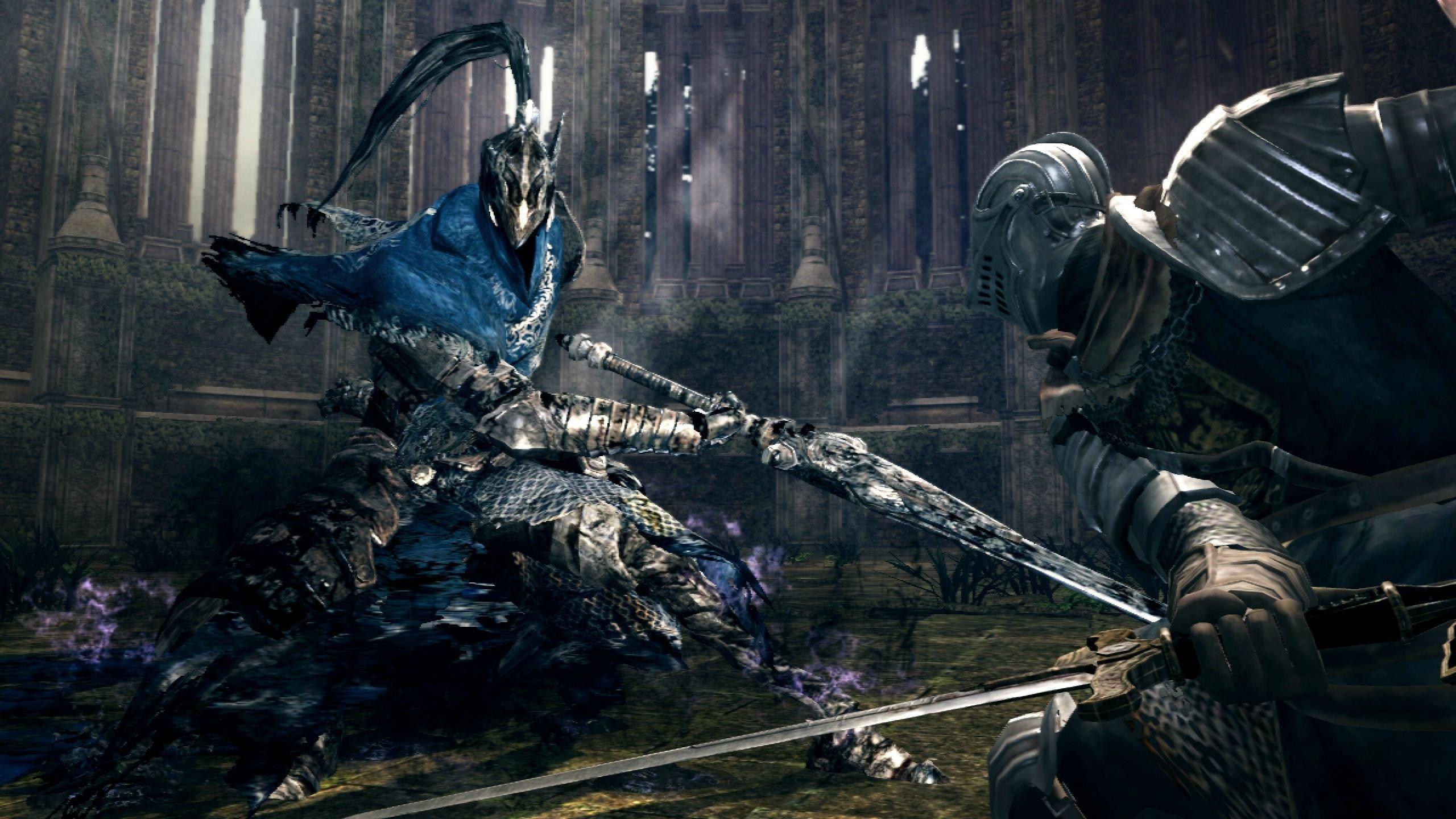 Artorias Dark Souls HD Backgrounds For 2560x1440 Desktop