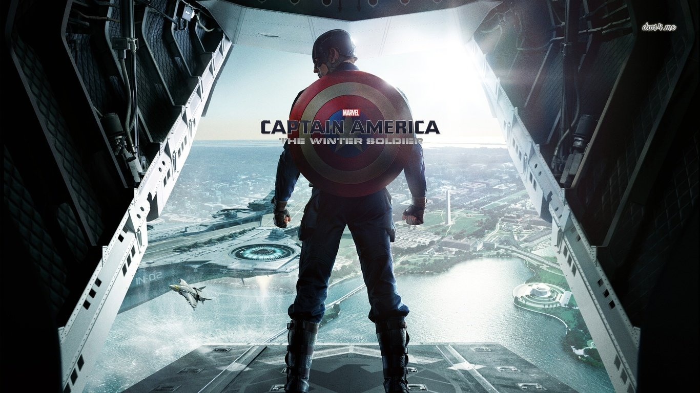 Free Download Captain America The Winter Soldier Background Id