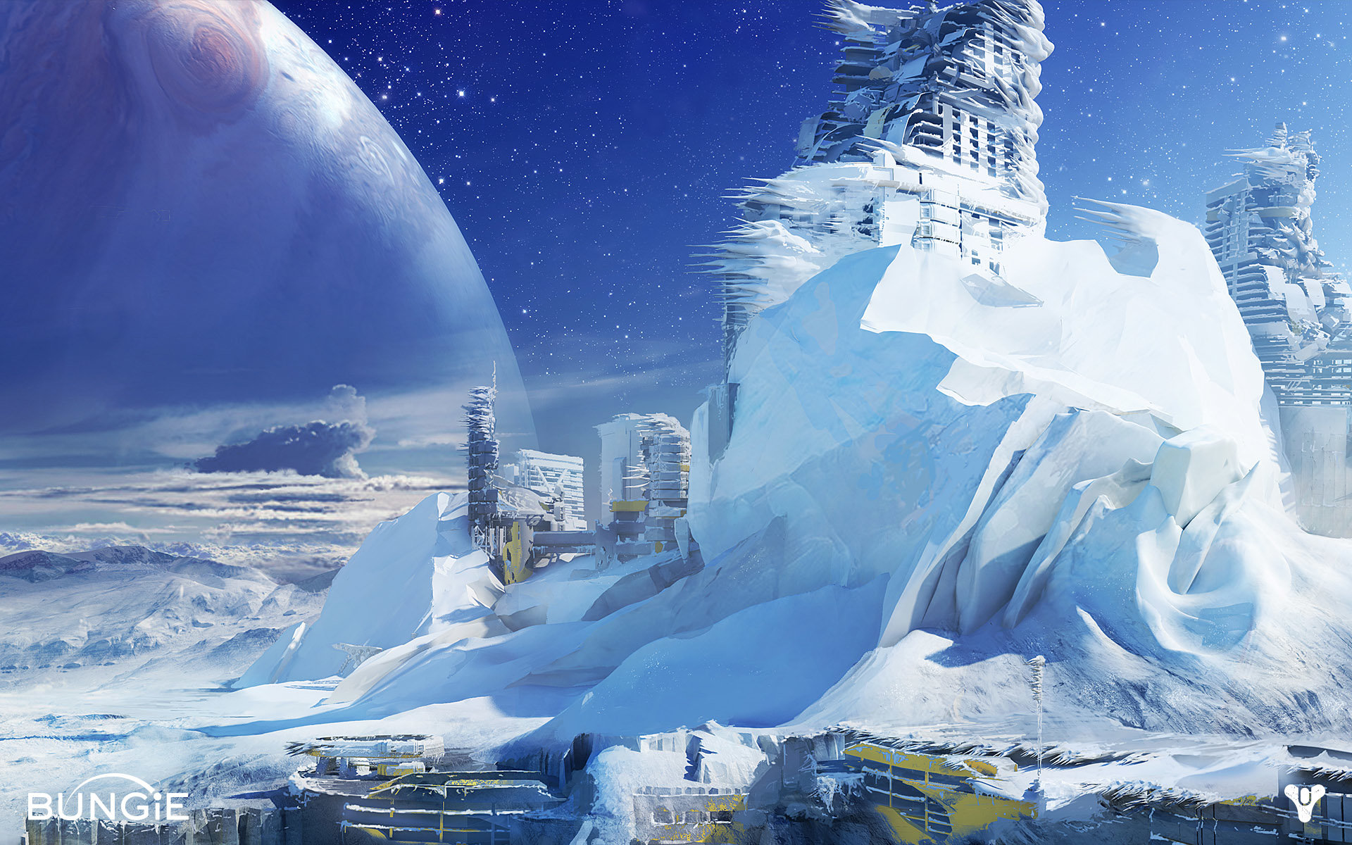 Awesome Destiny free background ID:394422 for hd 1920x1200 desktop