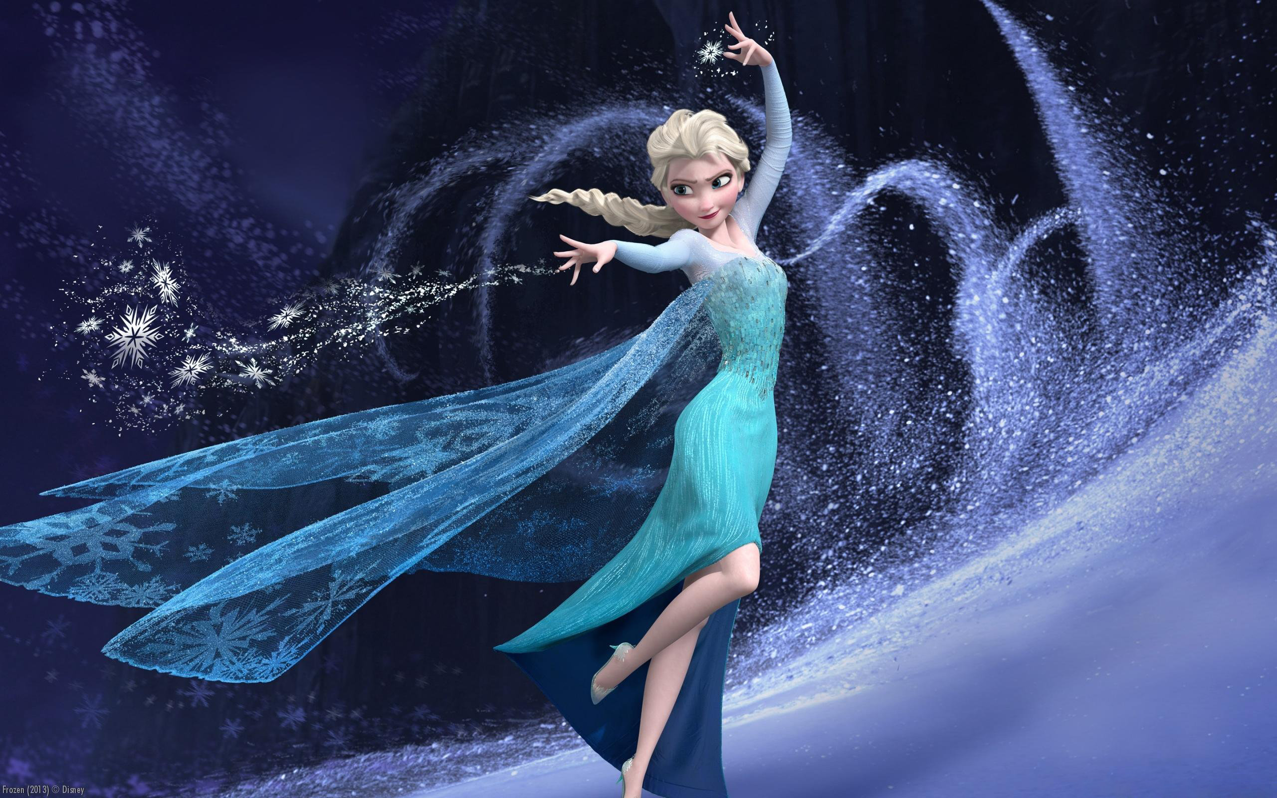 Free download Frozen background ID:380139 hd 2560x1600 for computer