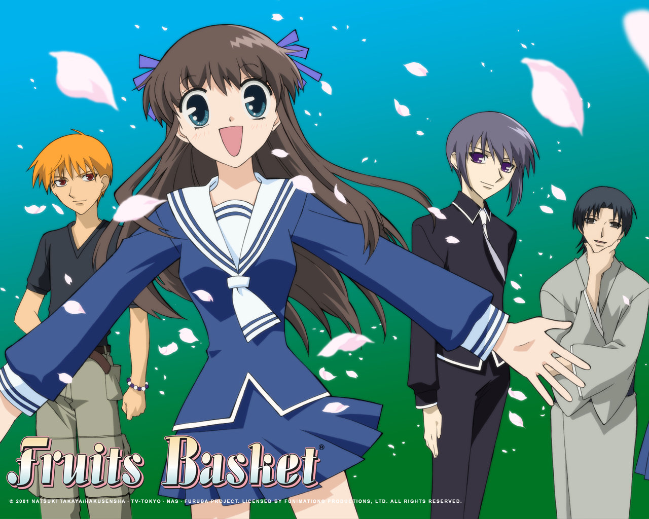 Awesome Fruits Basket free wallpaper ID:135435 for hd 1280x1024 computer