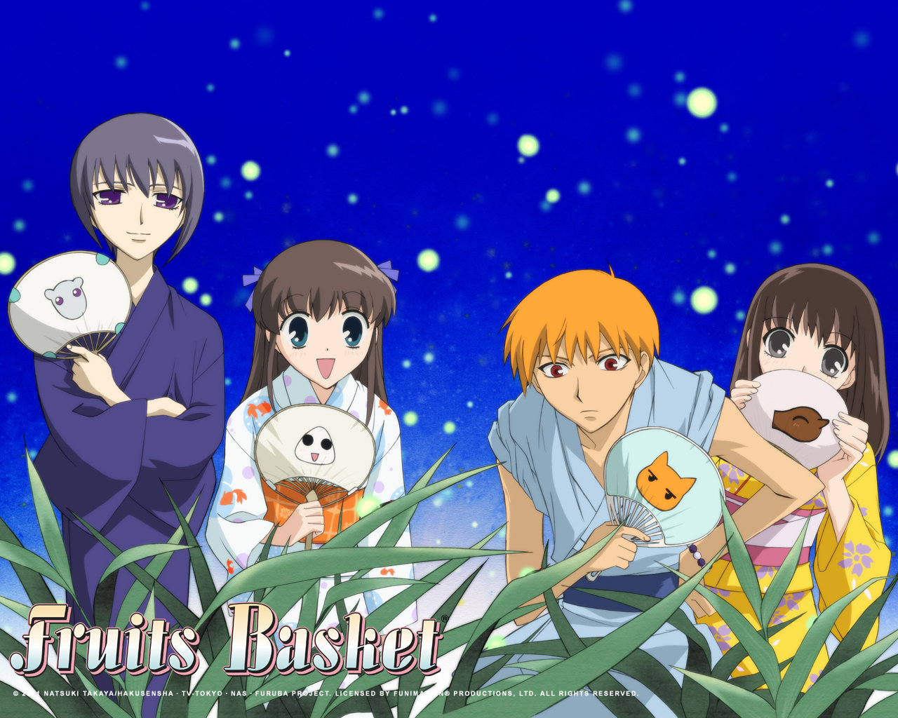 Free Fruits Basket high quality wallpaper ID:135444 for hd 1280x1024 computer