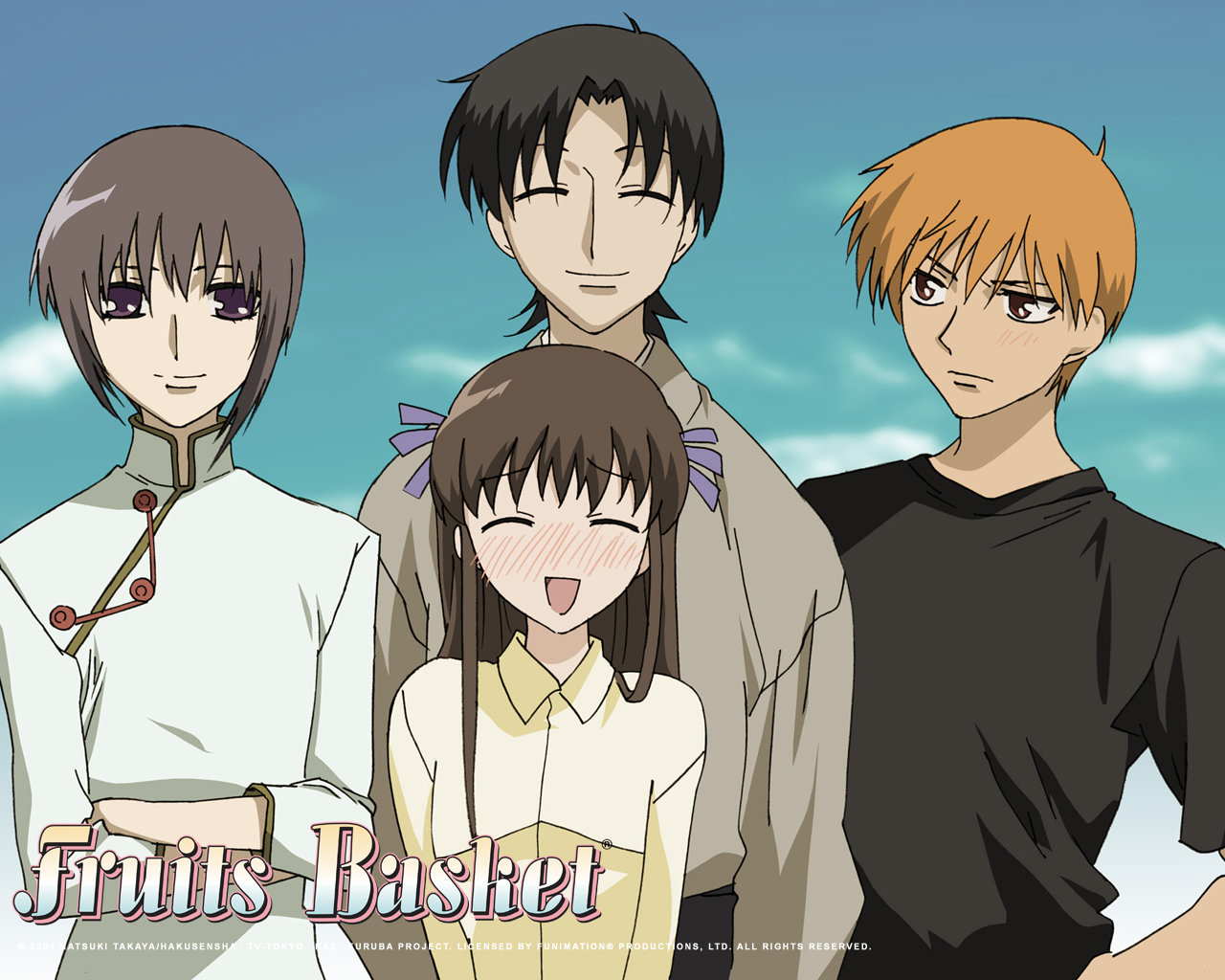 Free download Fruits Basket wallpaper ID:135456 hd 1280x1024 for computer