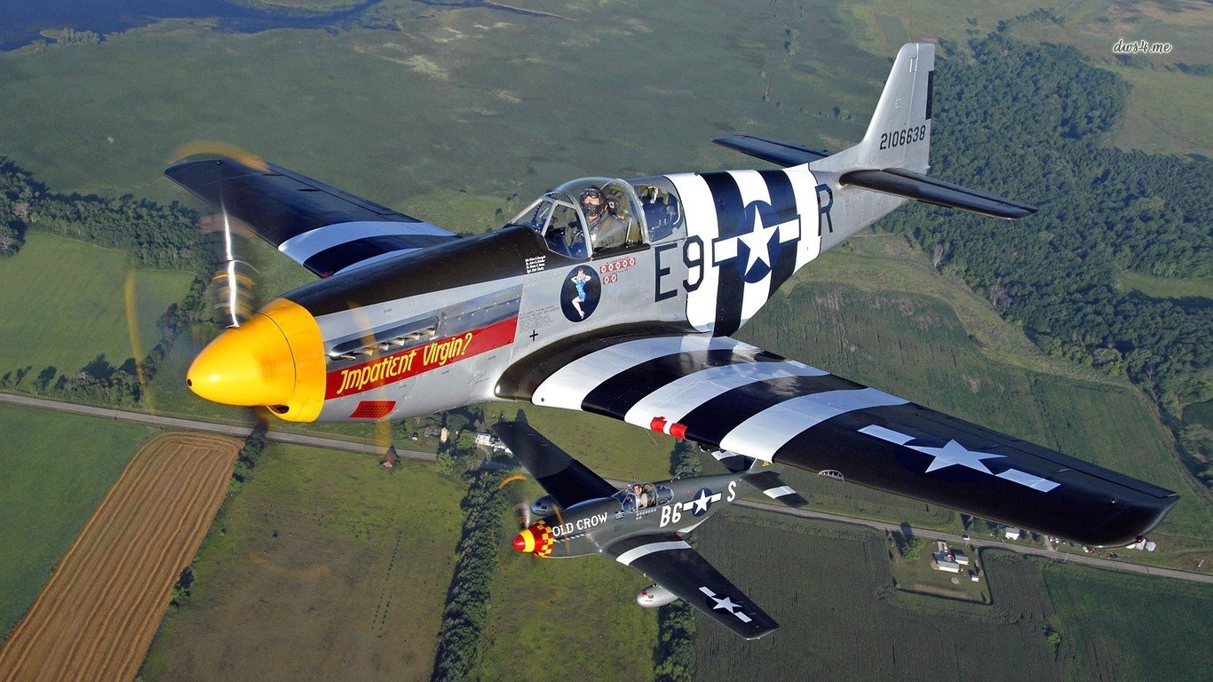 Free North American P 51 Mustang High Quality Wallpaper Id 53127