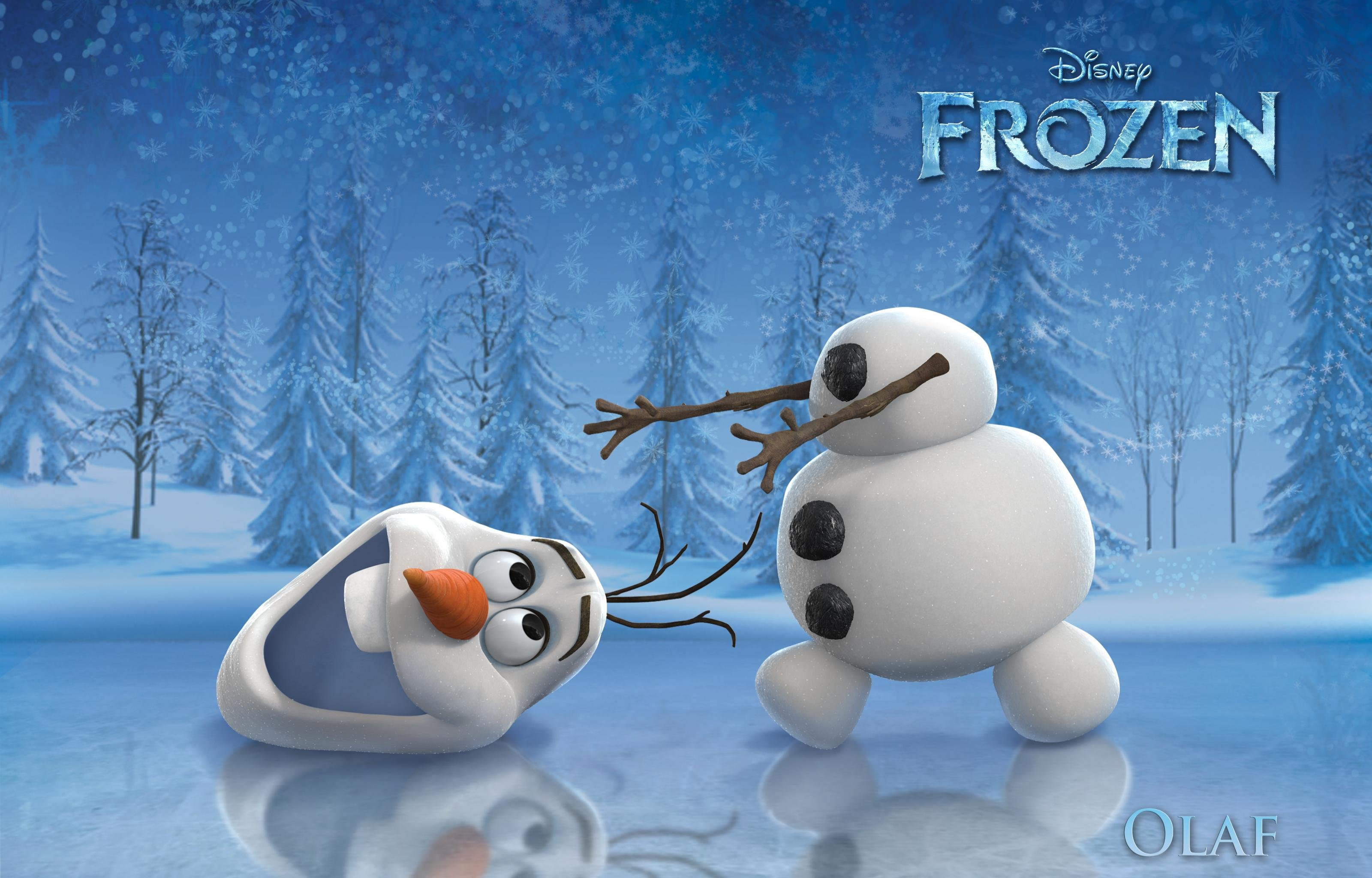 Olaf Frozen Wallpapers Hd For Desktop Backgrounds