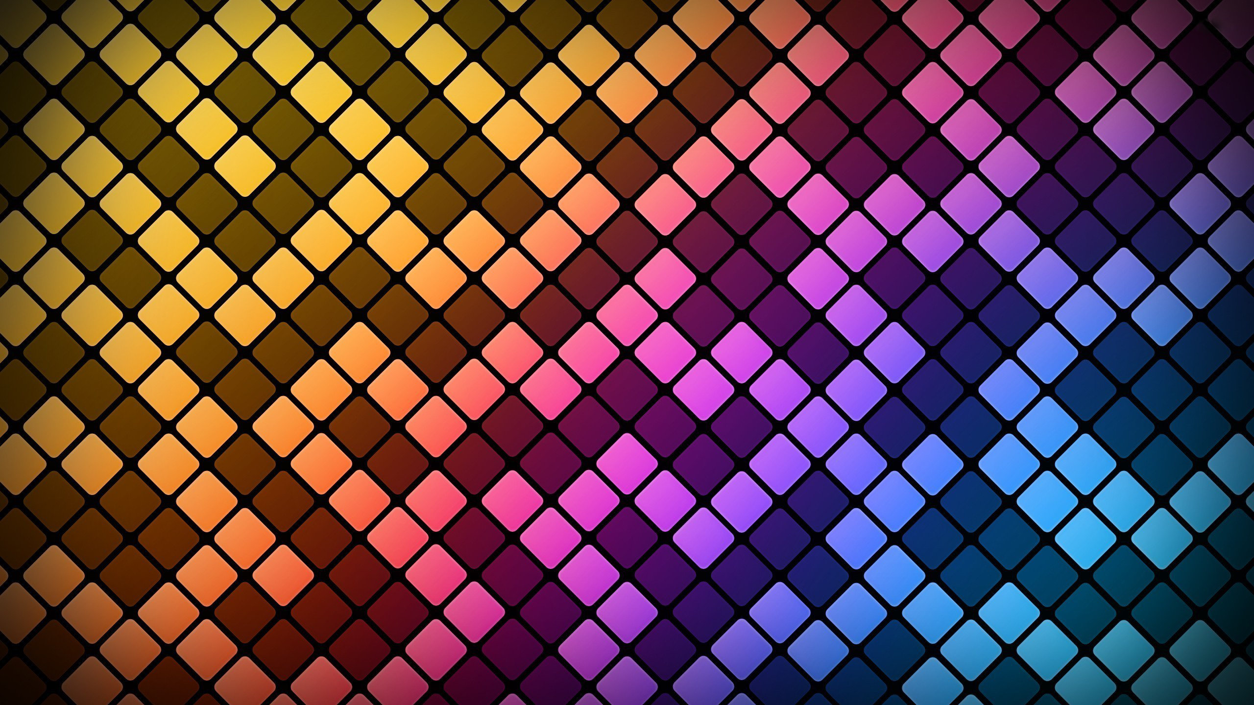 High resolution Squares hd 2560x1440 wallpaper ID:365933 for desktop