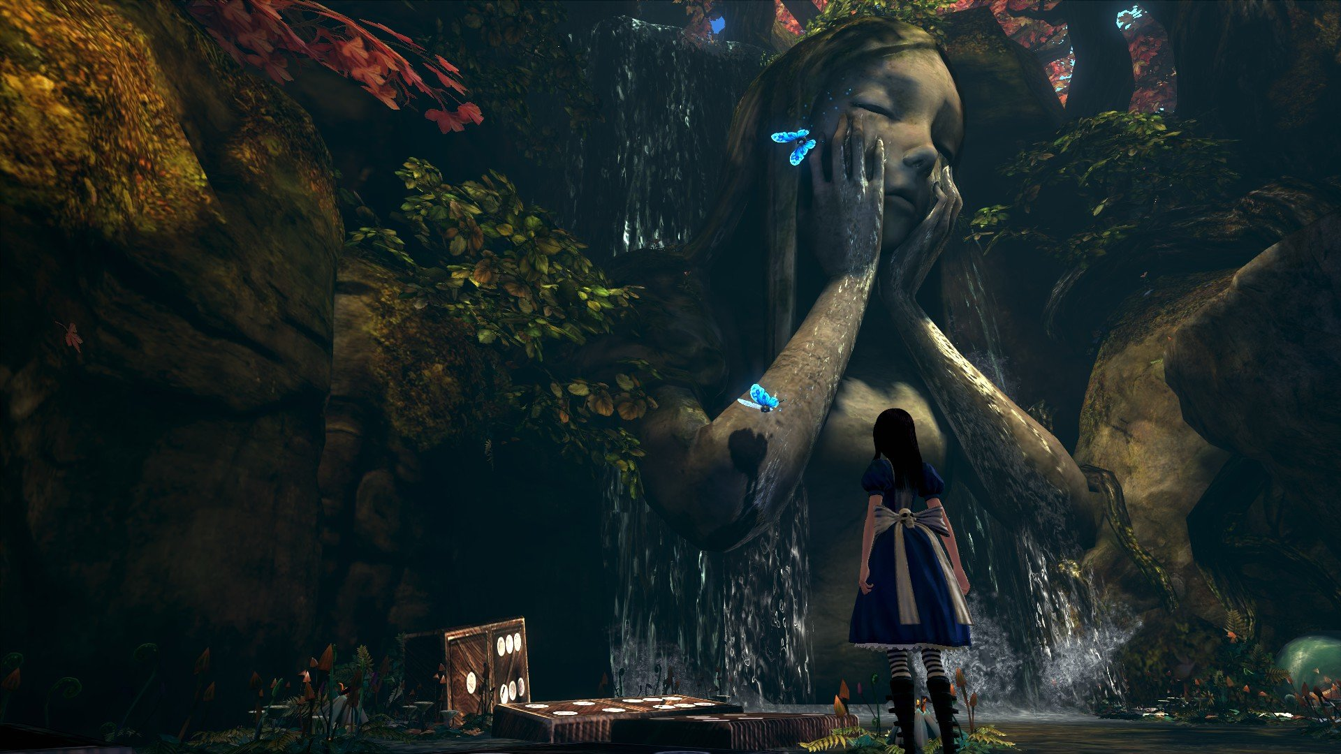 High resolution Alice: Madness Returns hd 1920x1080 background ID:27537 for PC