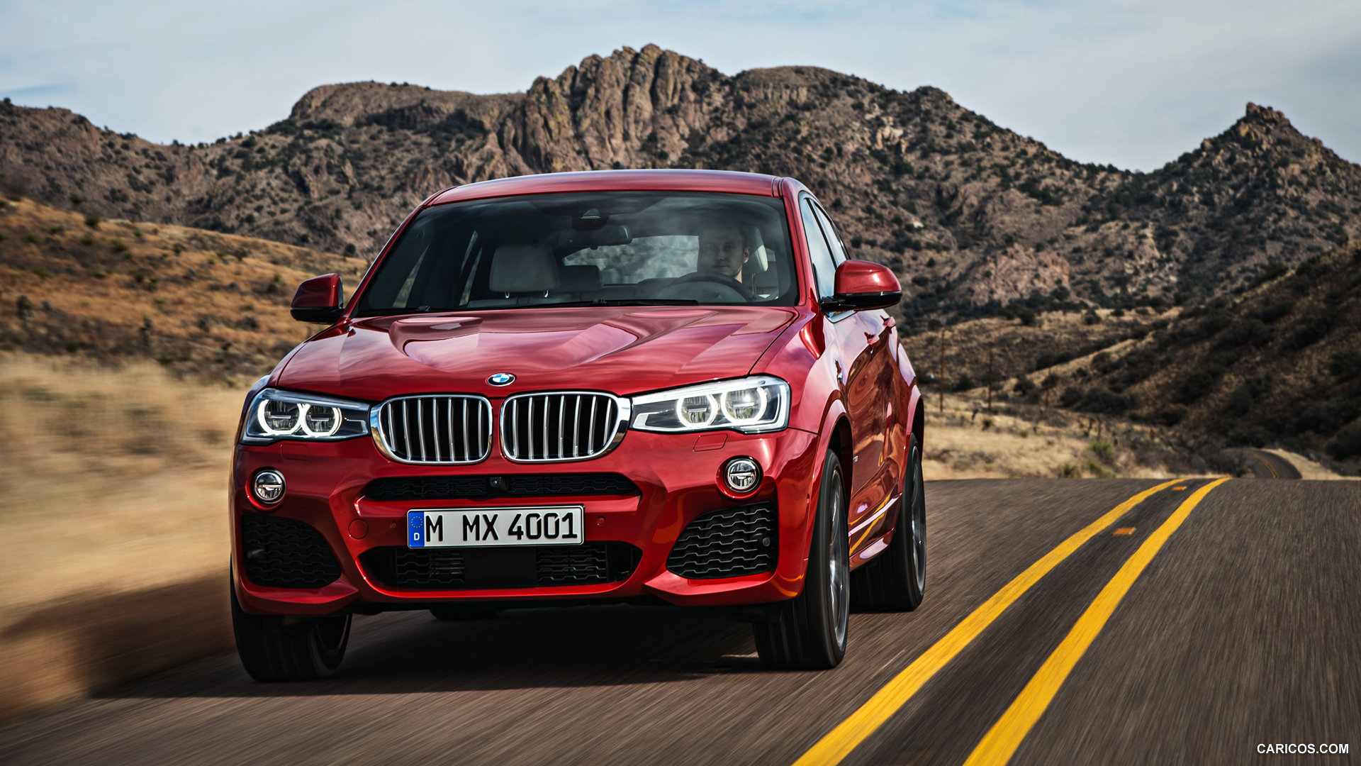 BMW X4 HD Backgrounds For 1920x1080 Full 1080p Desktop