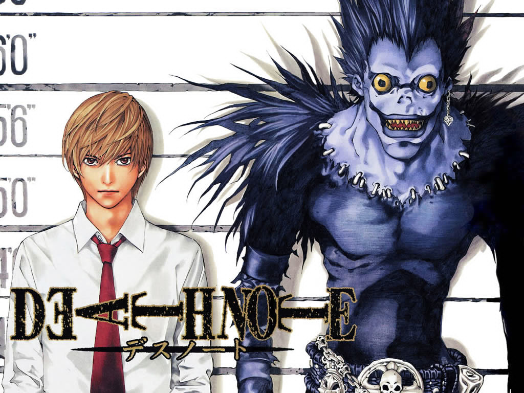 Best Death Note wallpaper ID:402735 for High Resolution hd 1024x768 computer