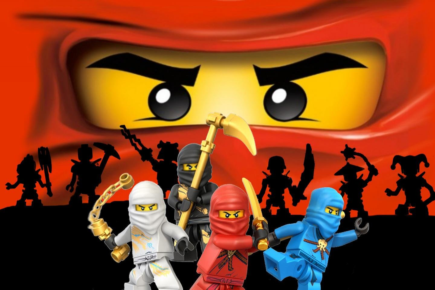 Lego Ninjago Masters Of Spinjitzu Wallpapers Hd For Desktop Images, Photos, Reviews