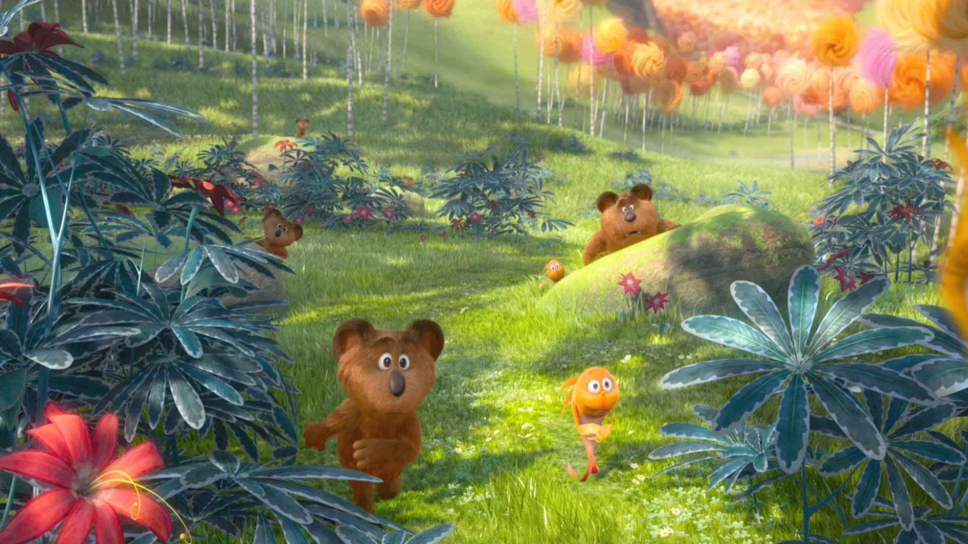 The Lorax Wallpapers 1920x1080 Full Hd 1080p Desktop Backgrounds