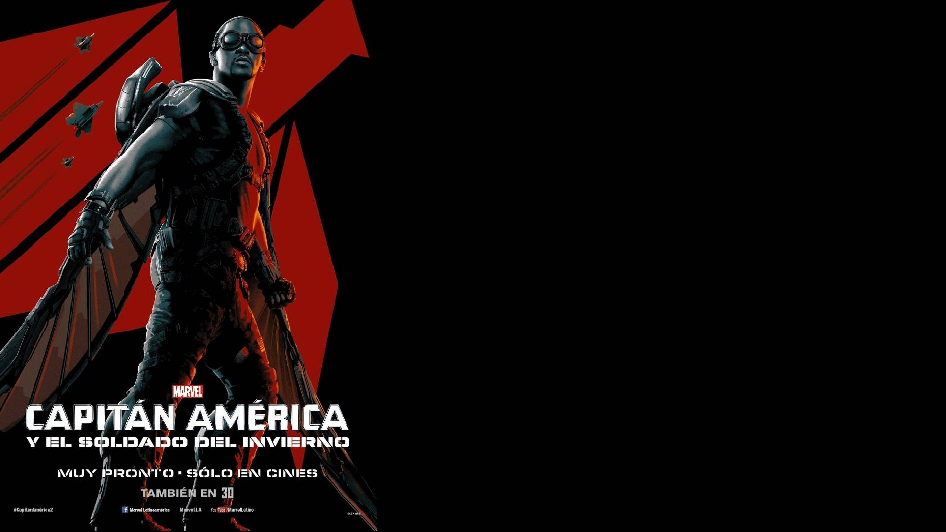 Awesome Captain America: The Winter Soldier free wallpaper ID:497739 for 1080p computer