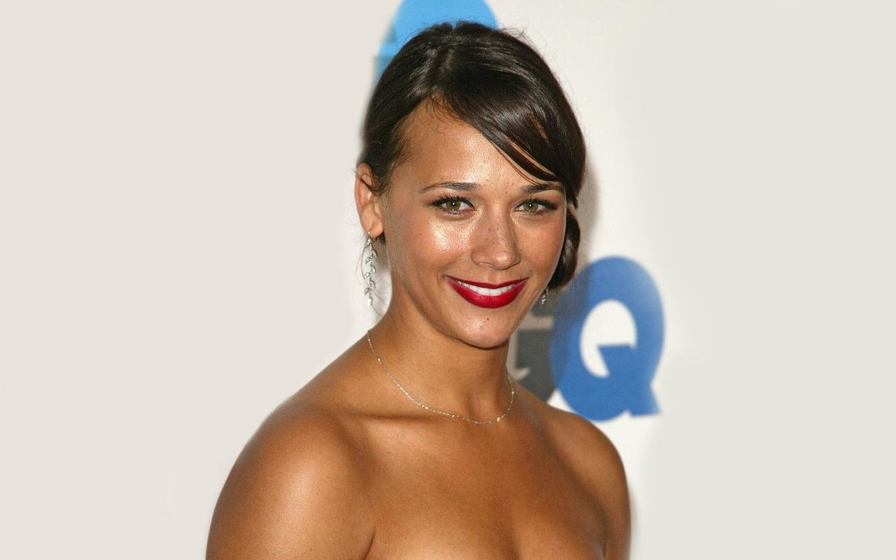Awesome Rashida Jones free background ID:245871 for hd 1280x800 PC