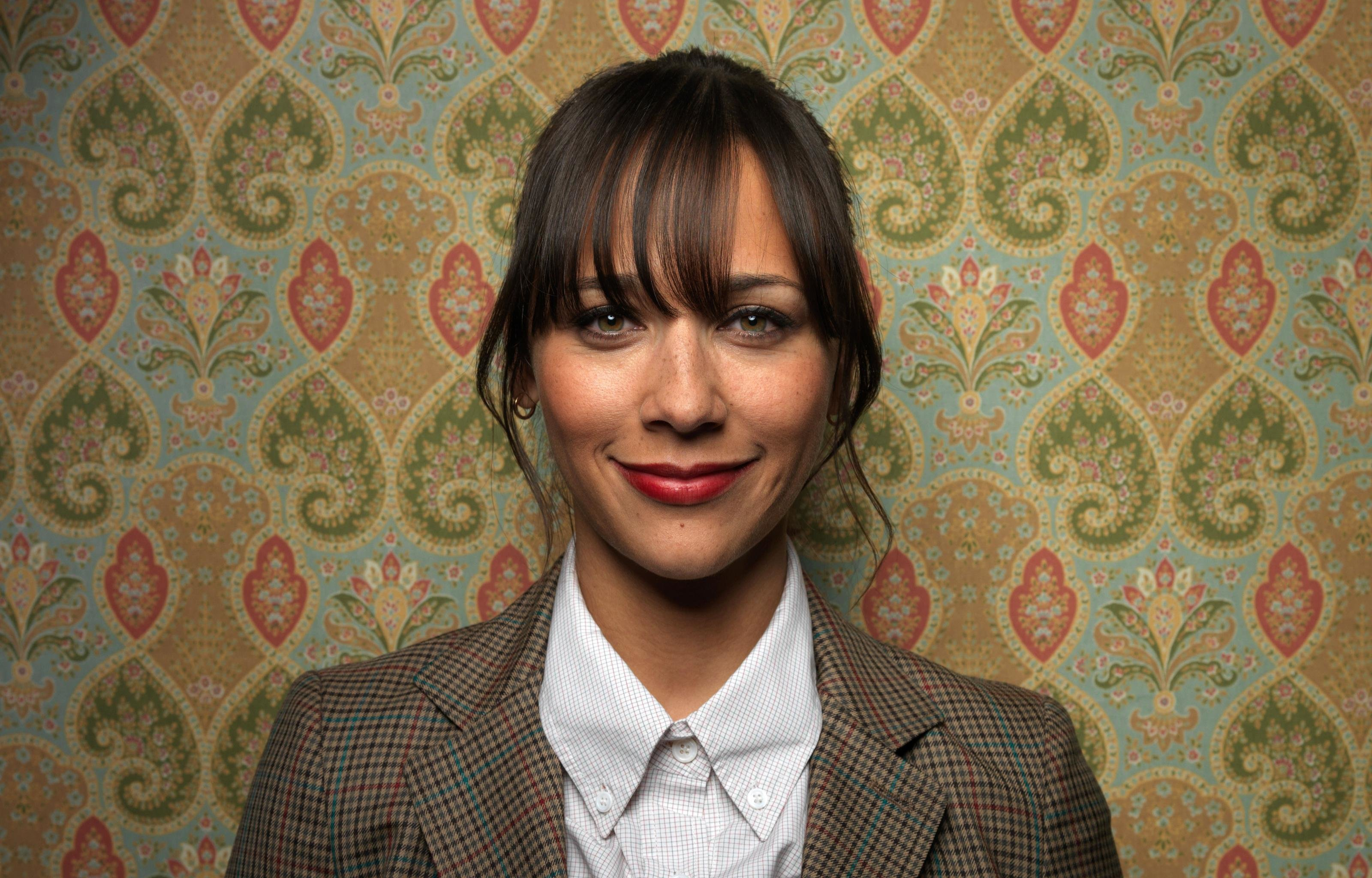 Awesome Rashida Jones free wallpaper ID:245862 for hd 3200x2048 PC