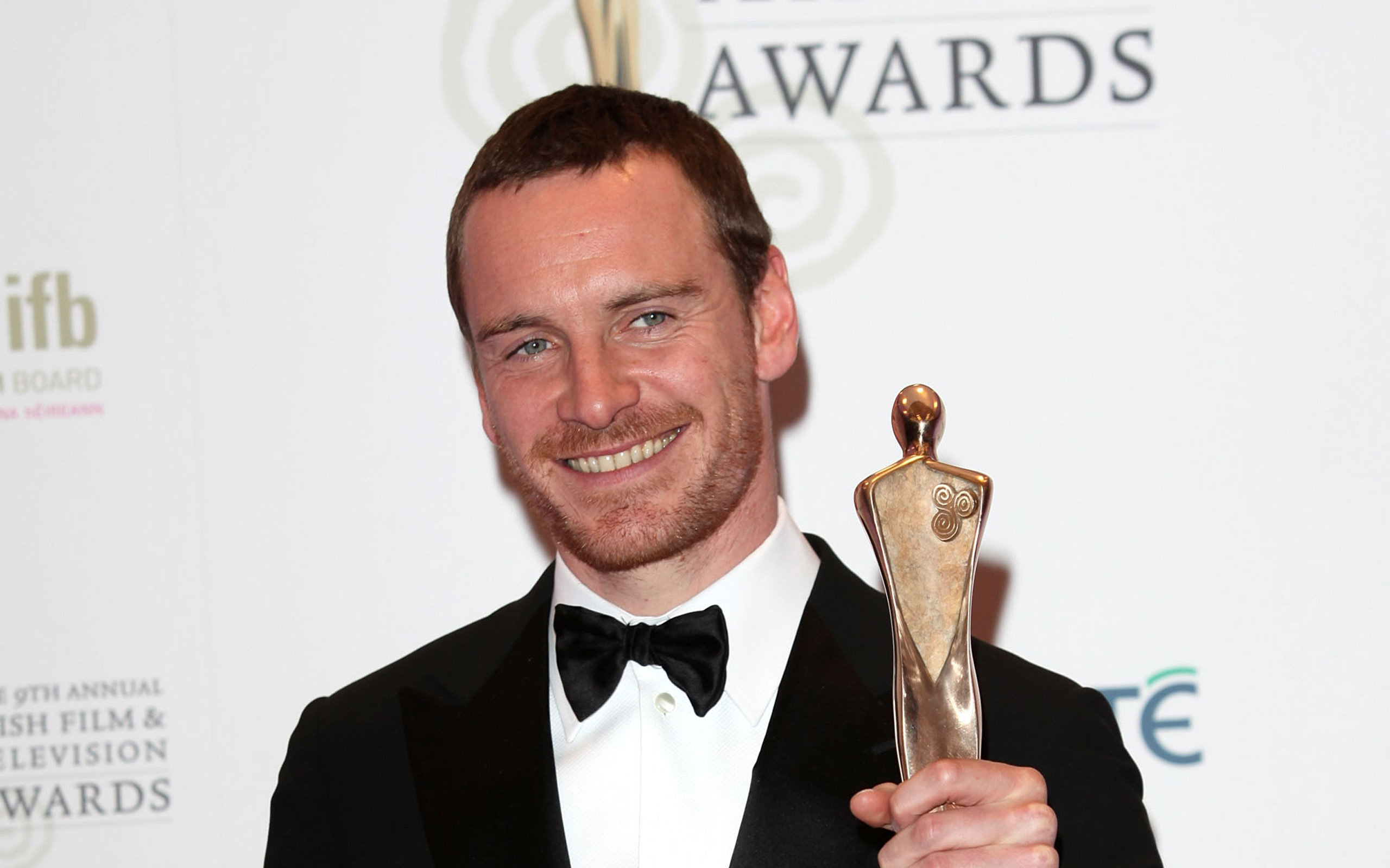 Download hd 2560x1600 Michael Fassbender desktop wallpaper ID:305239 for free