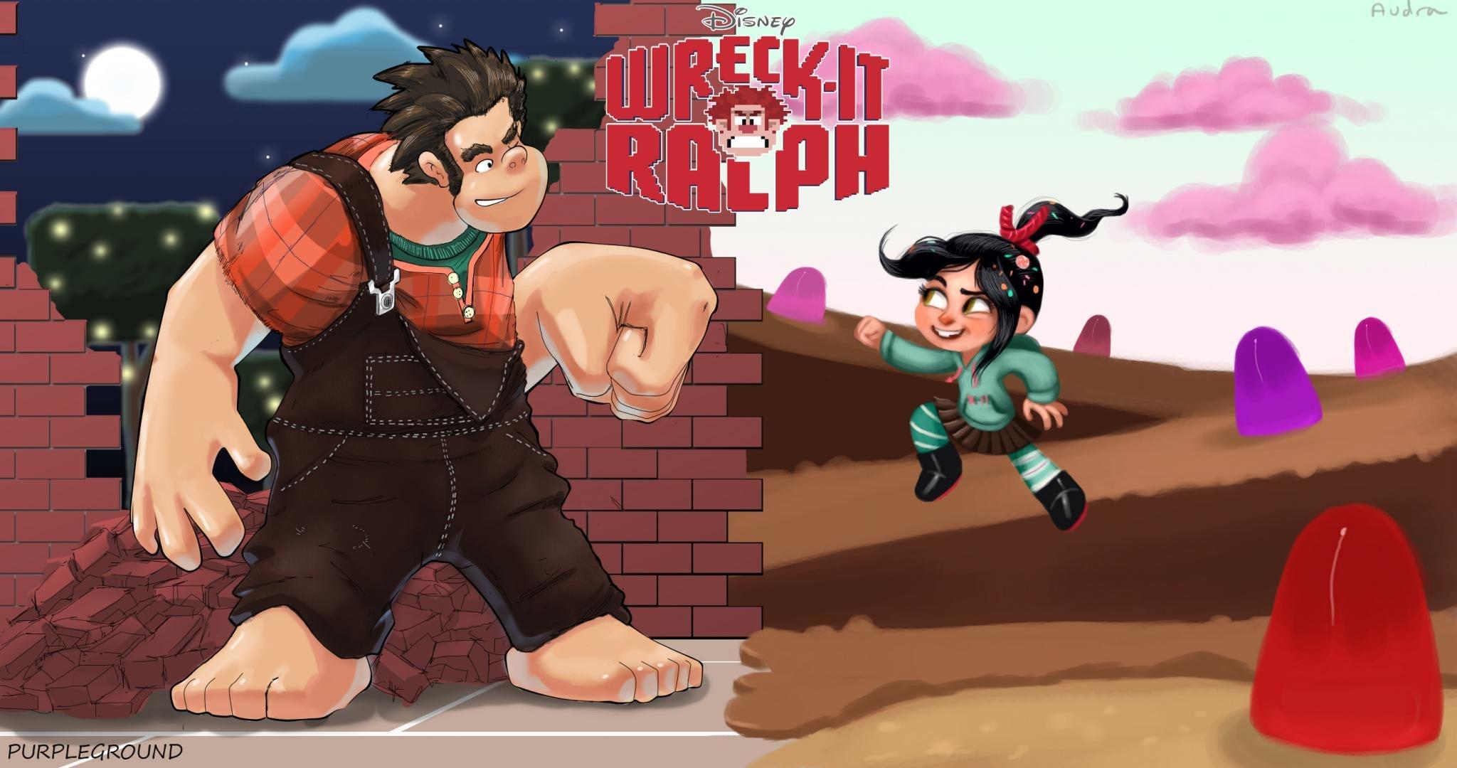 Wreck It Ralph Animation Movie 4k Hd Desktop Wallpaper For: Vanellope Von Schweetz Wallpapers HD For Desktop Backgrounds