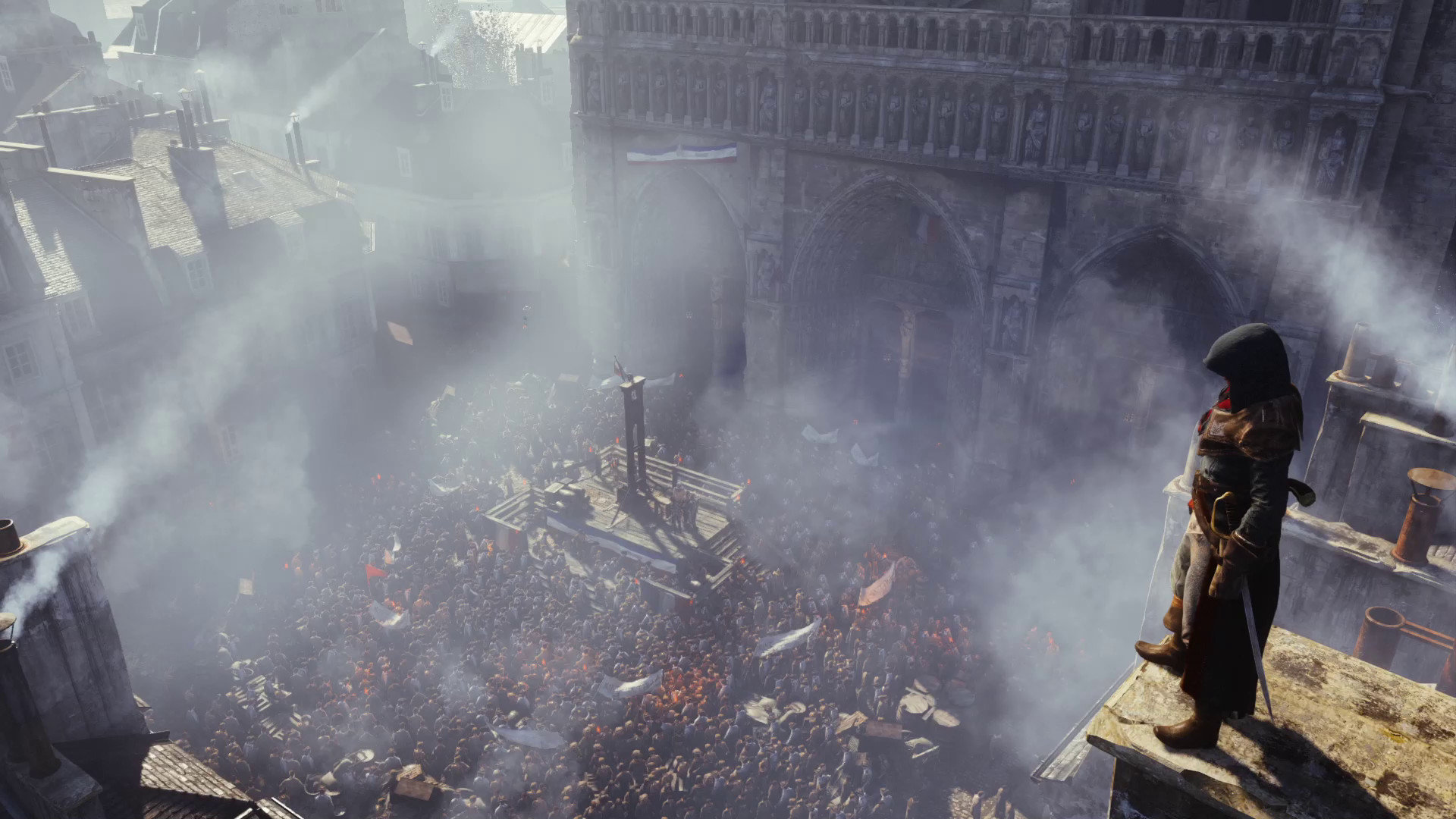 Assassin S Creed Unity Wallpapers 1920x1080 Full Hd 1080p