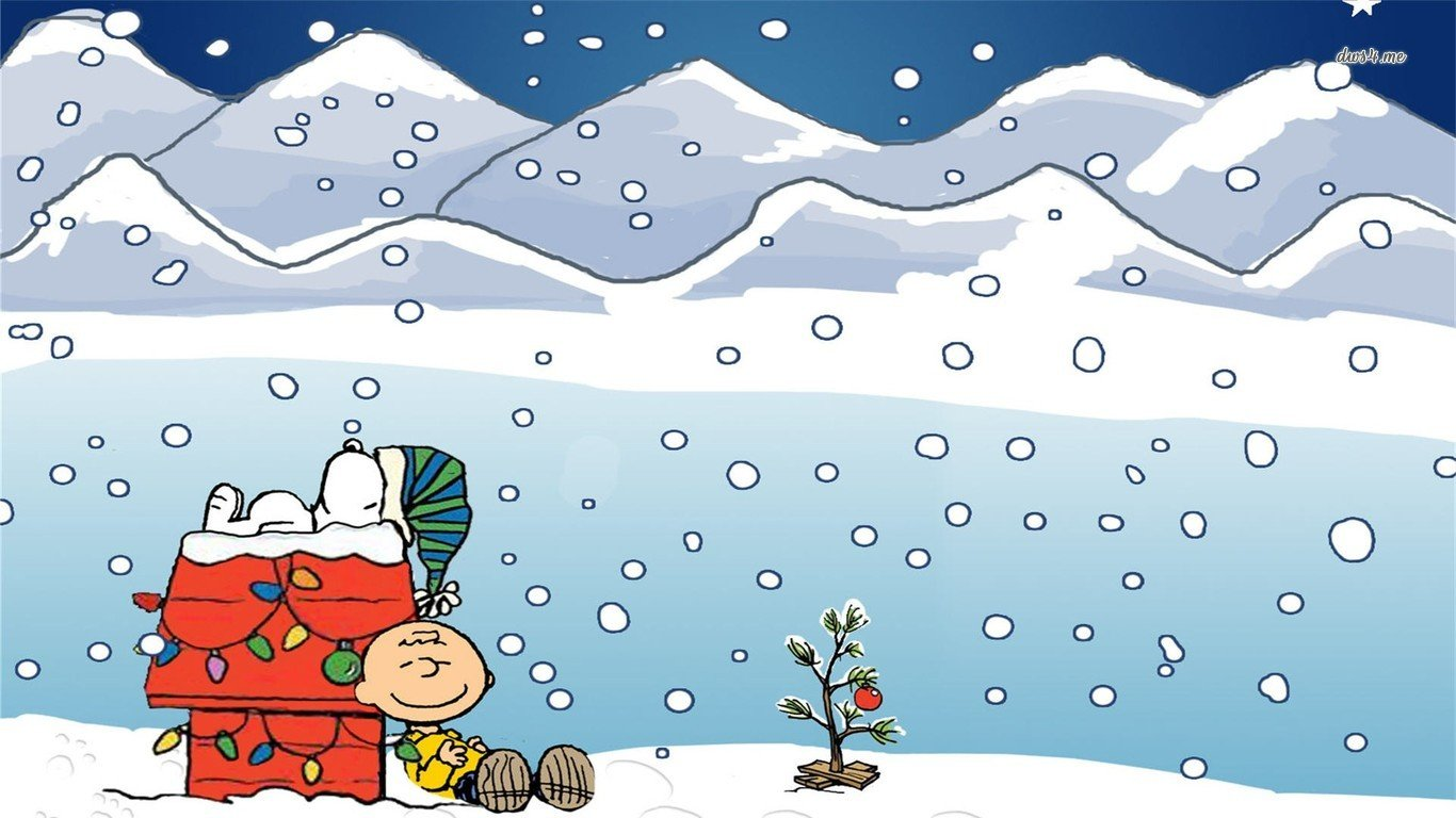 charlie brown wallpapers 1366x768 (laptop) desktop backgrounds