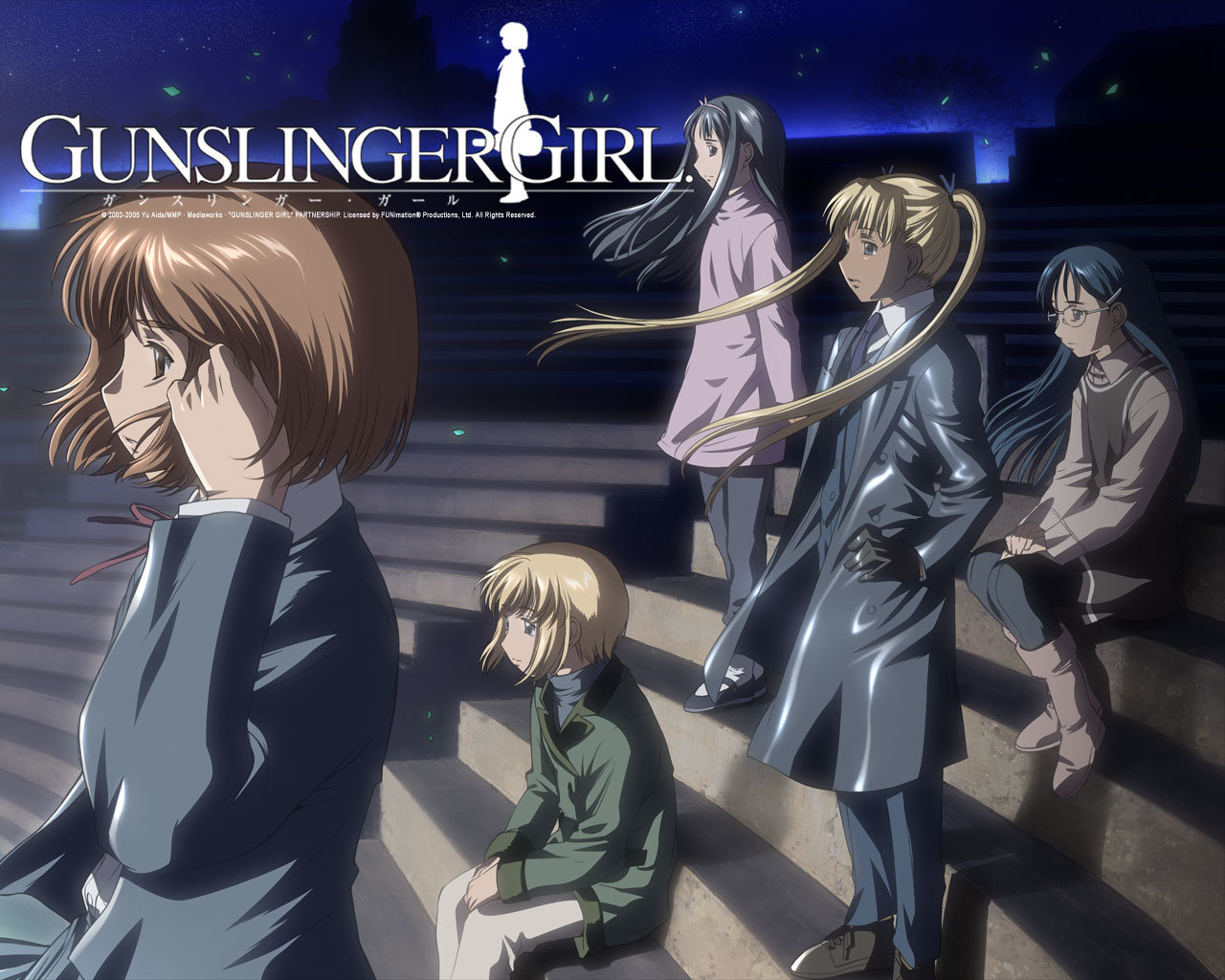 Awesome Gunslinger Girl free wallpaper ID:357723 for hd 1280x1024 computer