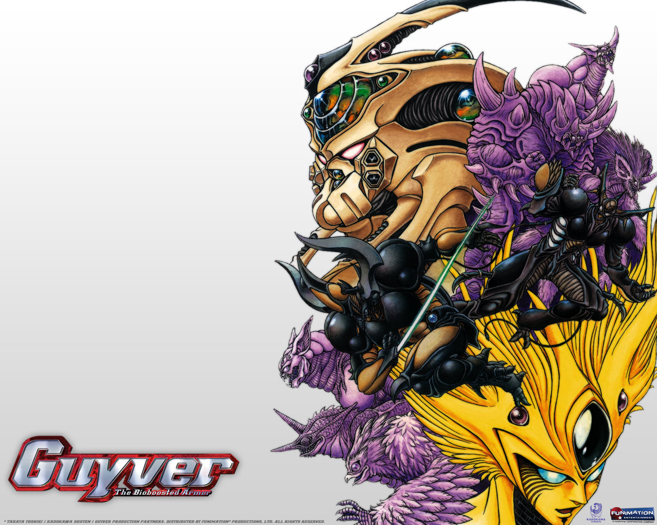 Free download Guyver The Bioboosted Armor background ID:281934 hd 1280x1024 for PC