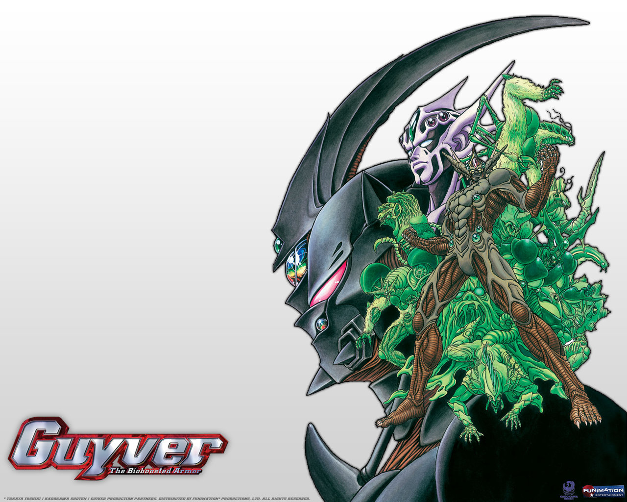 Best Guyver The Bioboosted Armor background ID:281938 for High Resolution hd 1280x1024 desktop